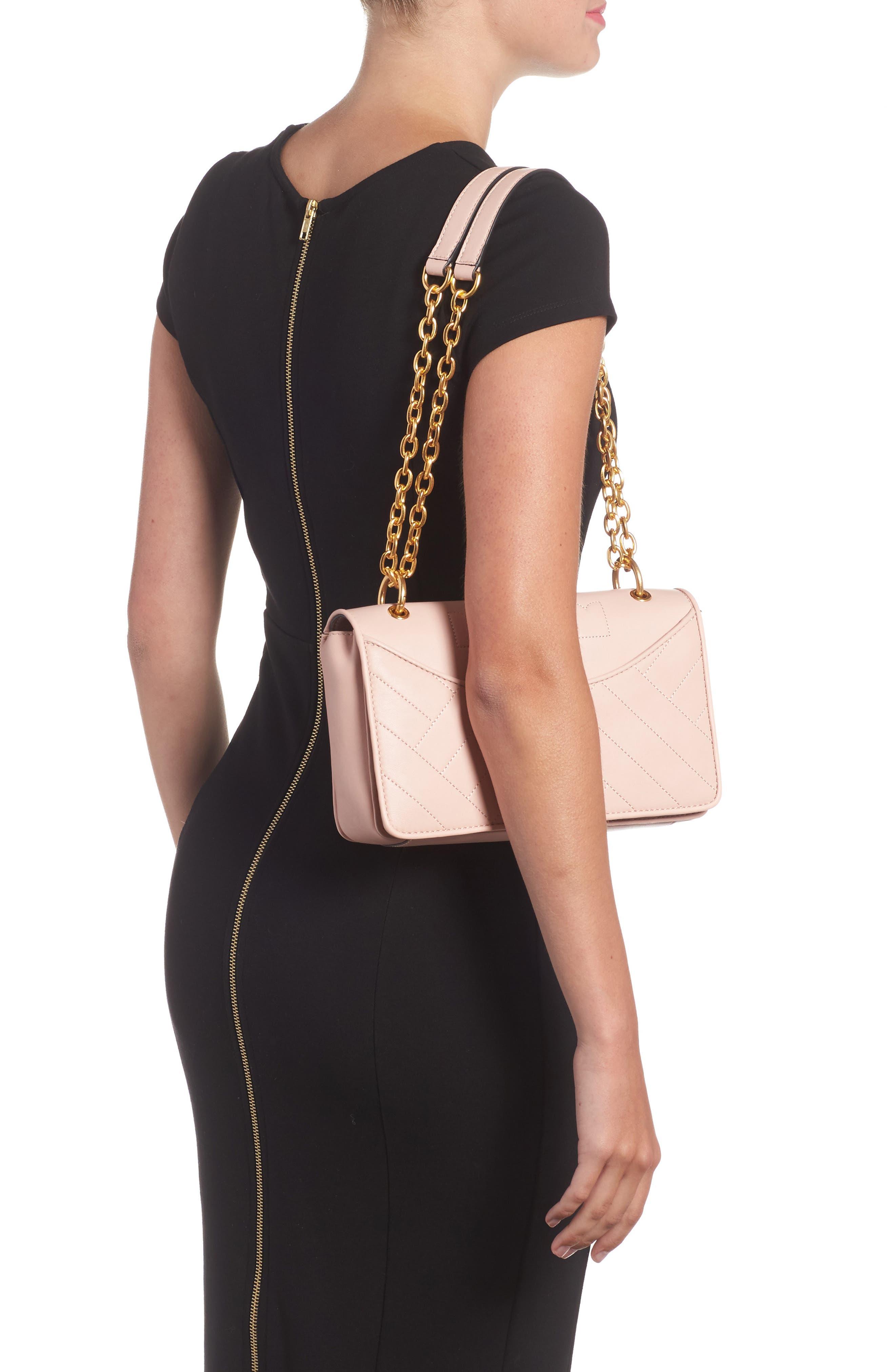 Alexa Leather Shoulder Bag,                             Alternate thumbnail 10, color,