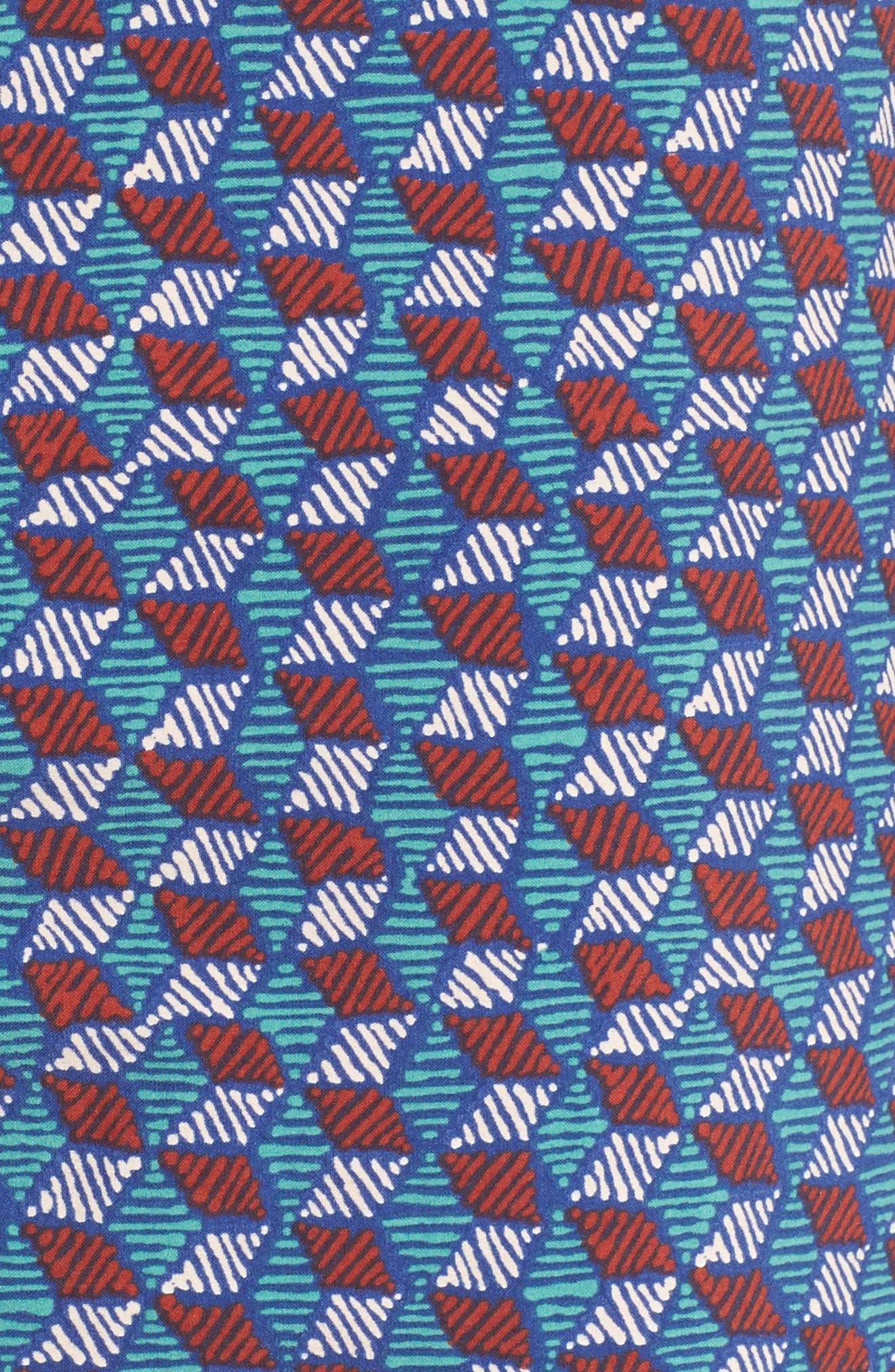 Wavefarer Board Shorts,                             Alternate thumbnail 5, color,                             SUPERIOR BLUE