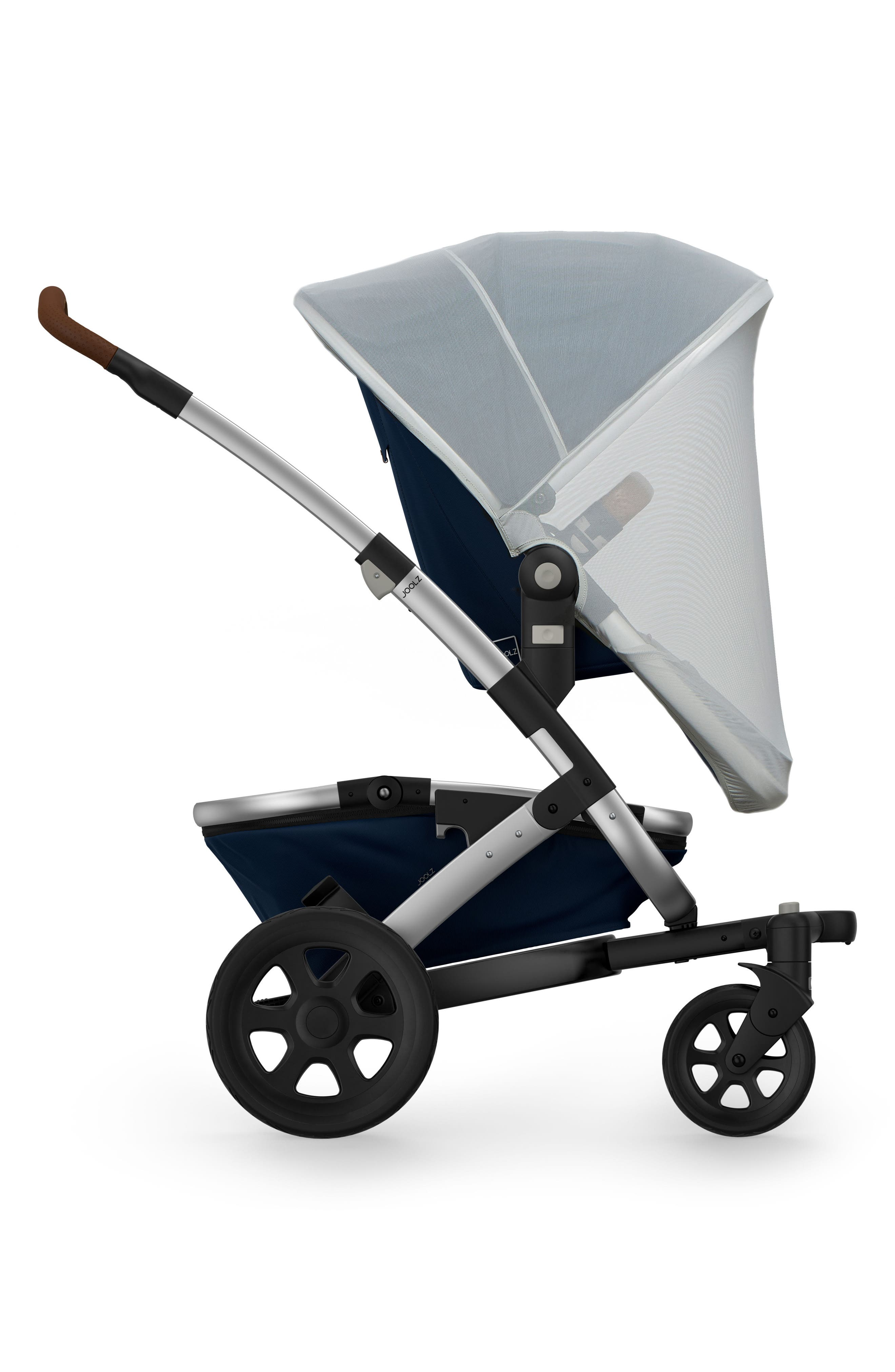 Geo2 Stroller Upper Mosquito Net,                         Main,                         color, SILVER