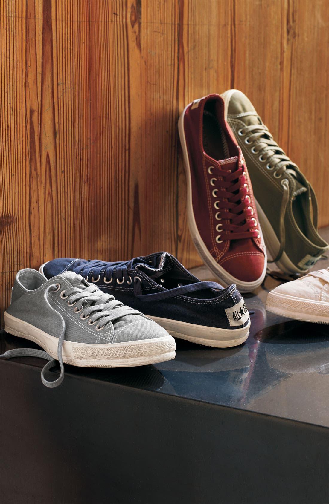 Chuck Taylor<sup>®</sup> 'AS Coast' Sneaker,                             Alternate thumbnail 6, color,                             001