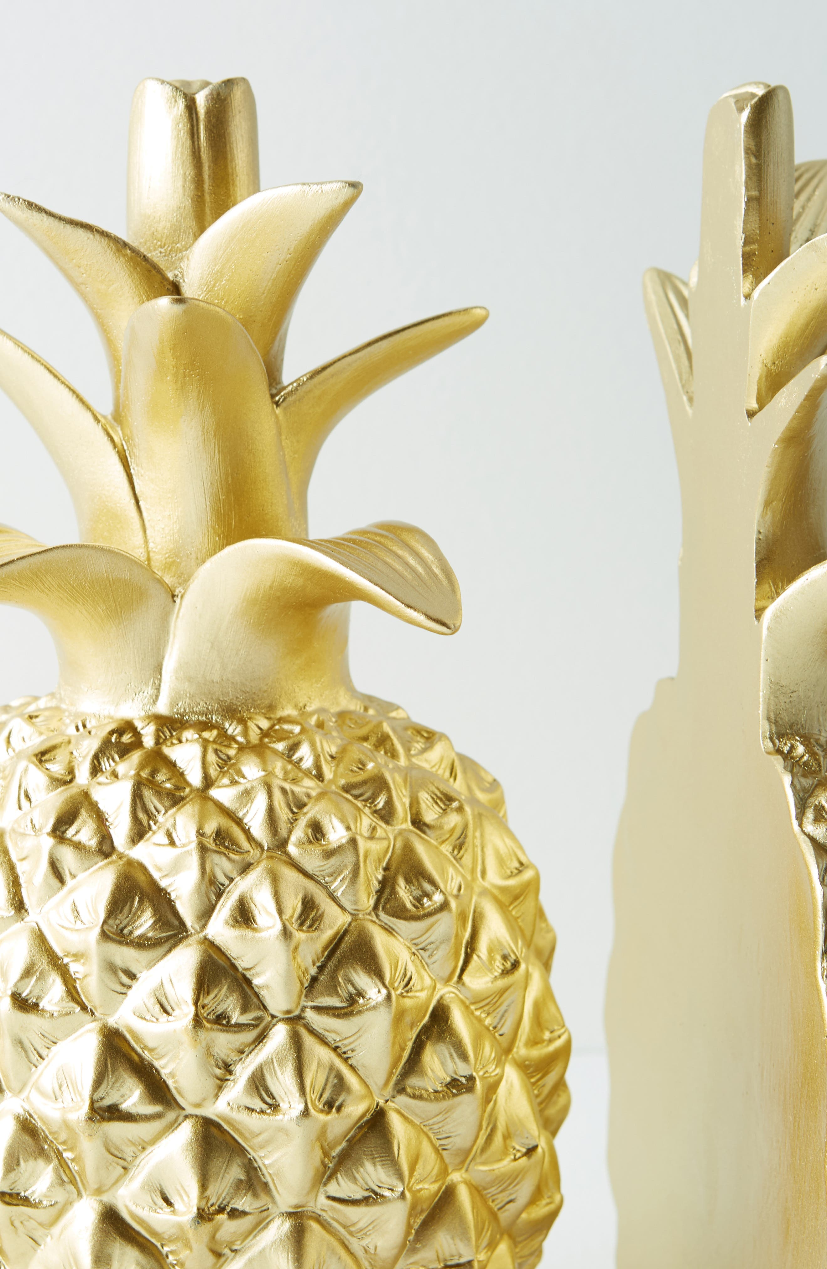 Pineapple Bookends,                             Alternate thumbnail 2, color,                             700