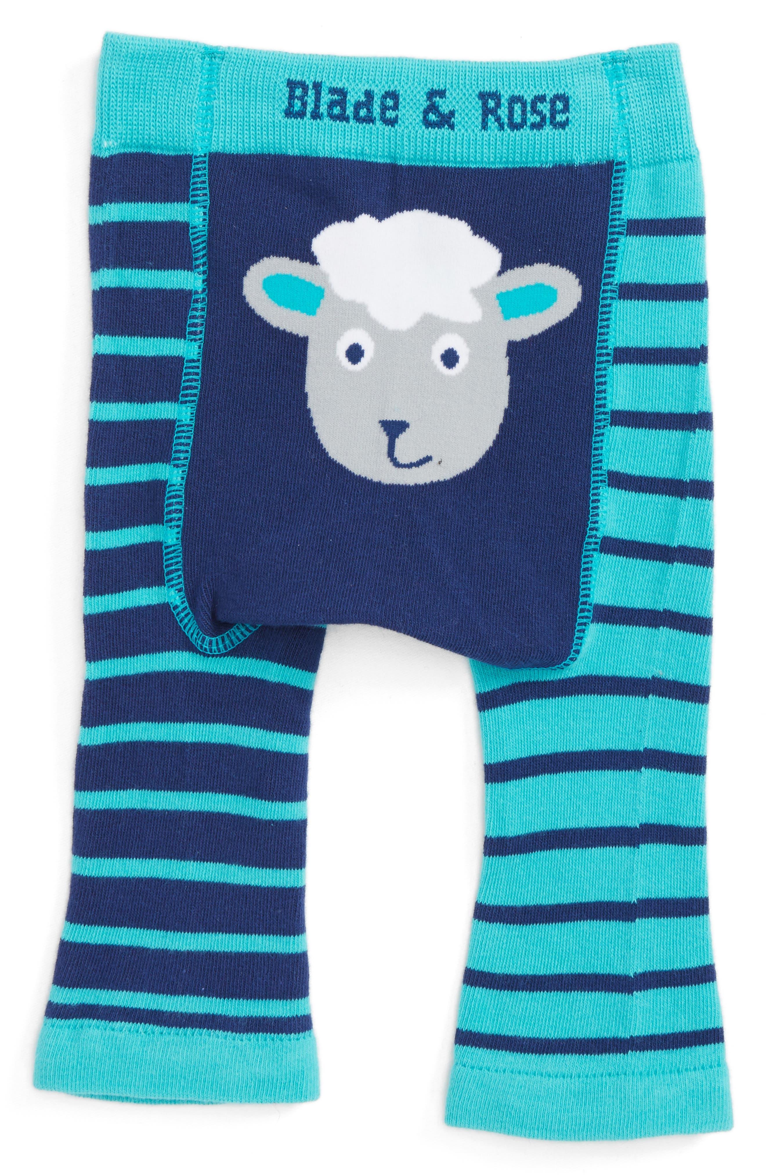 Sheep Leggings,                             Alternate thumbnail 2, color,                             430