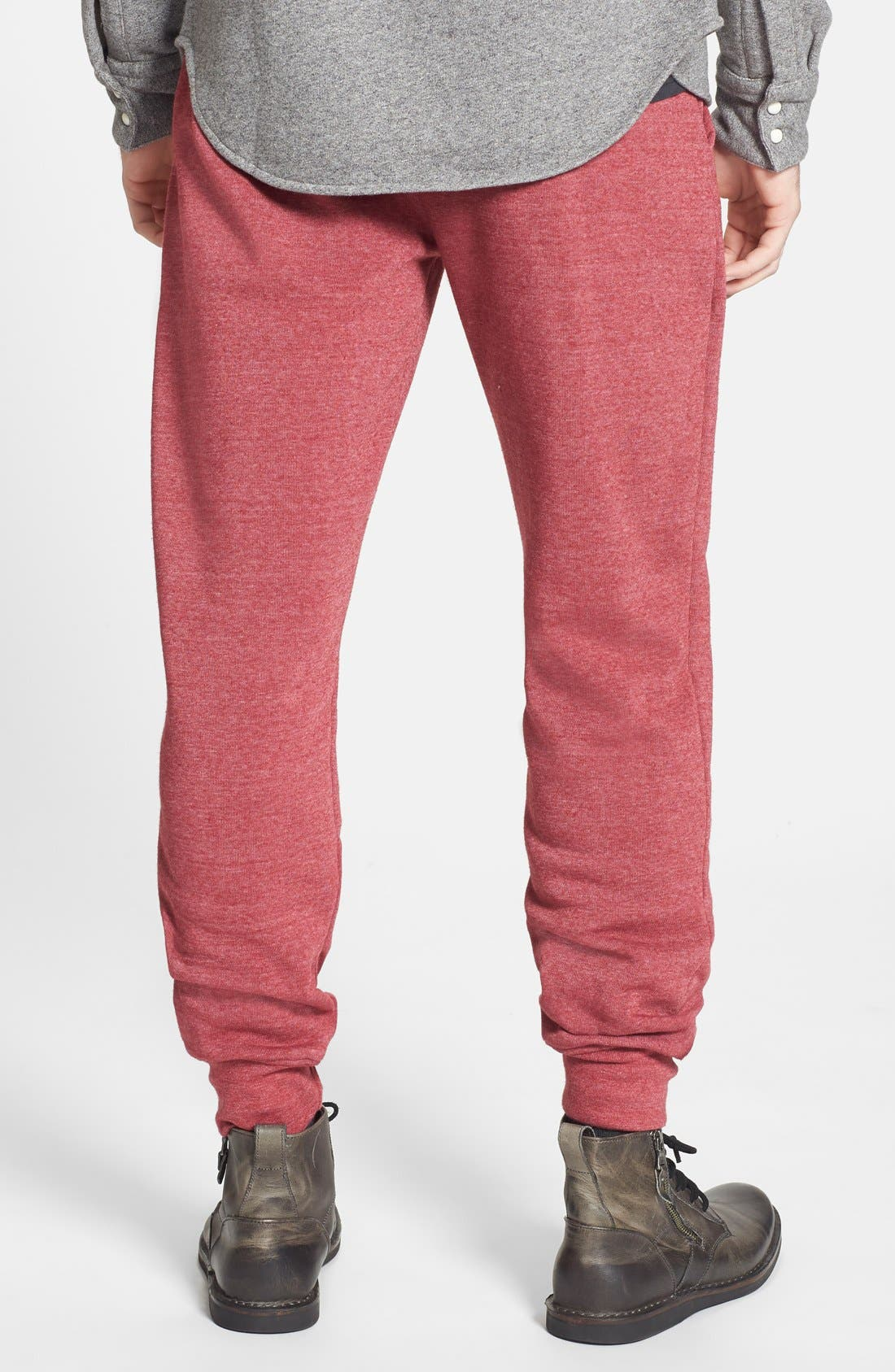 'Dodgeball' Eco Fleece Sweatpants,                             Alternate thumbnail 12, color,