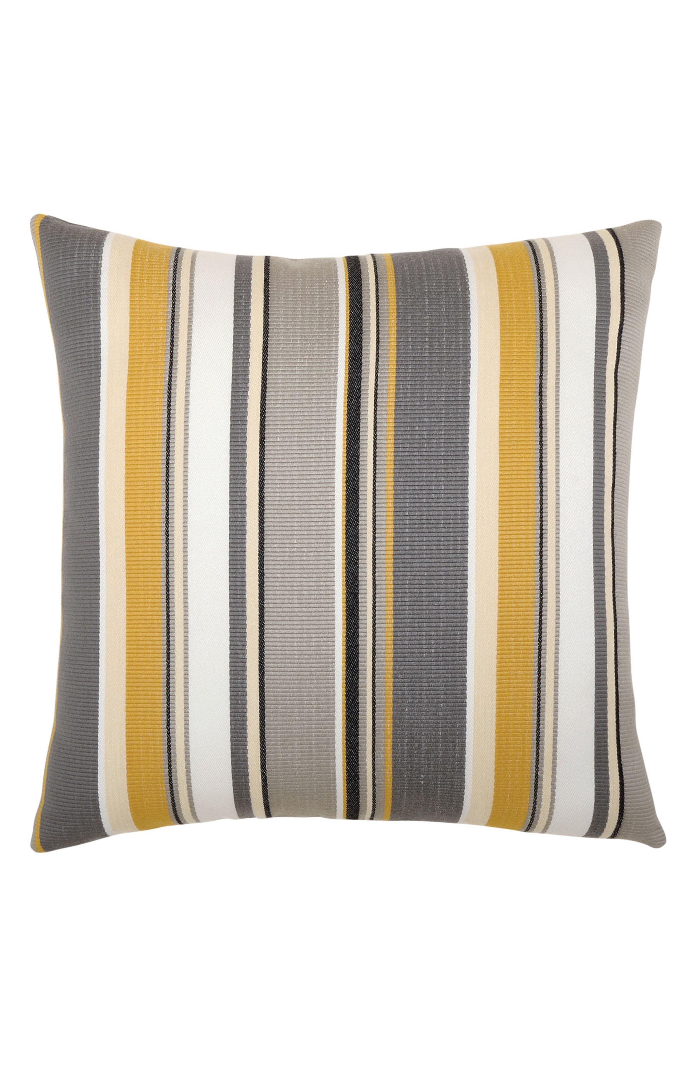 Shadow Stripe Indoor/Outdoor Accent Pillow,                         Main,                         color, 020