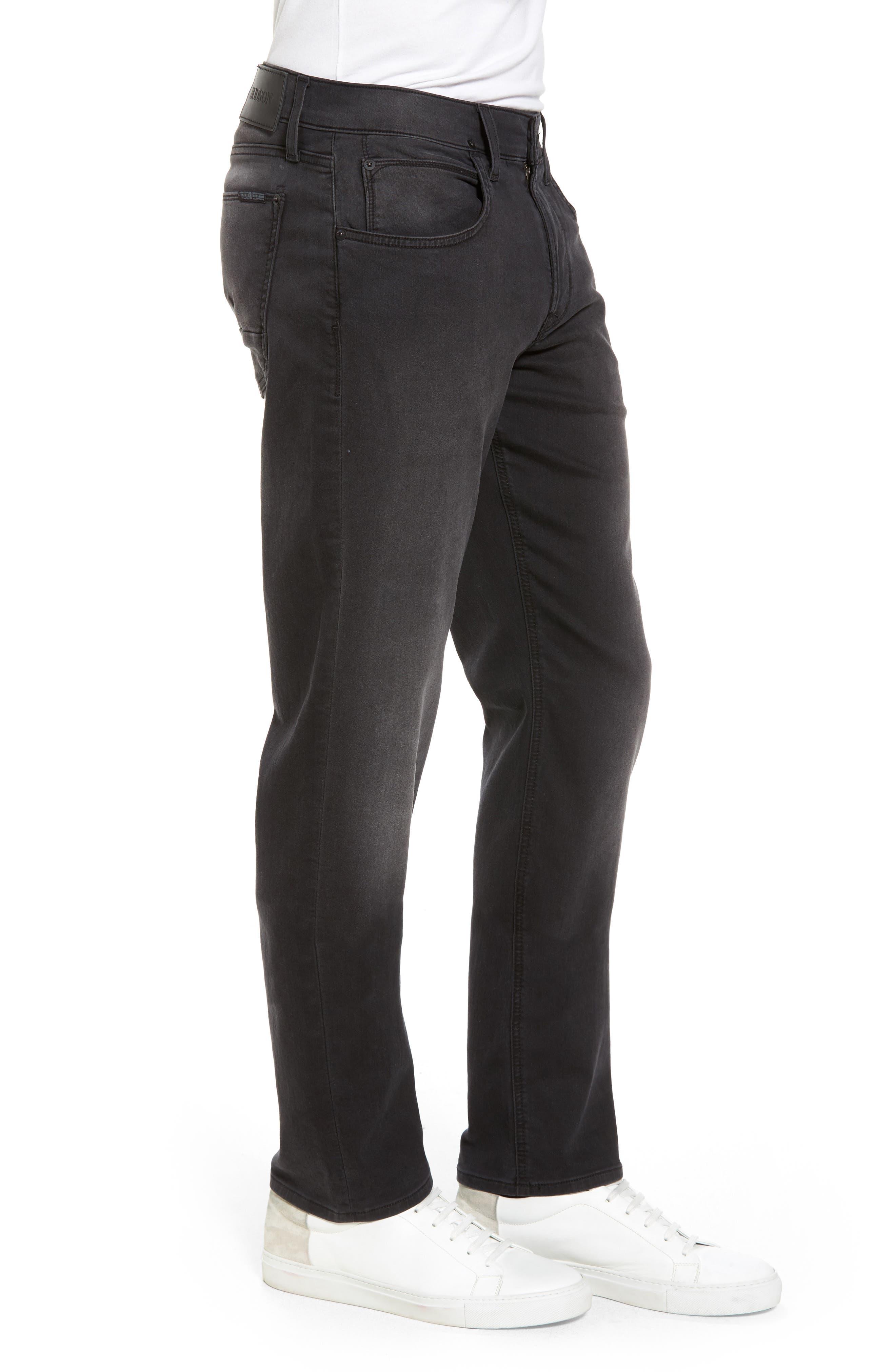 Blake Slim Fit Jeans,                             Alternate thumbnail 3, color,                             001