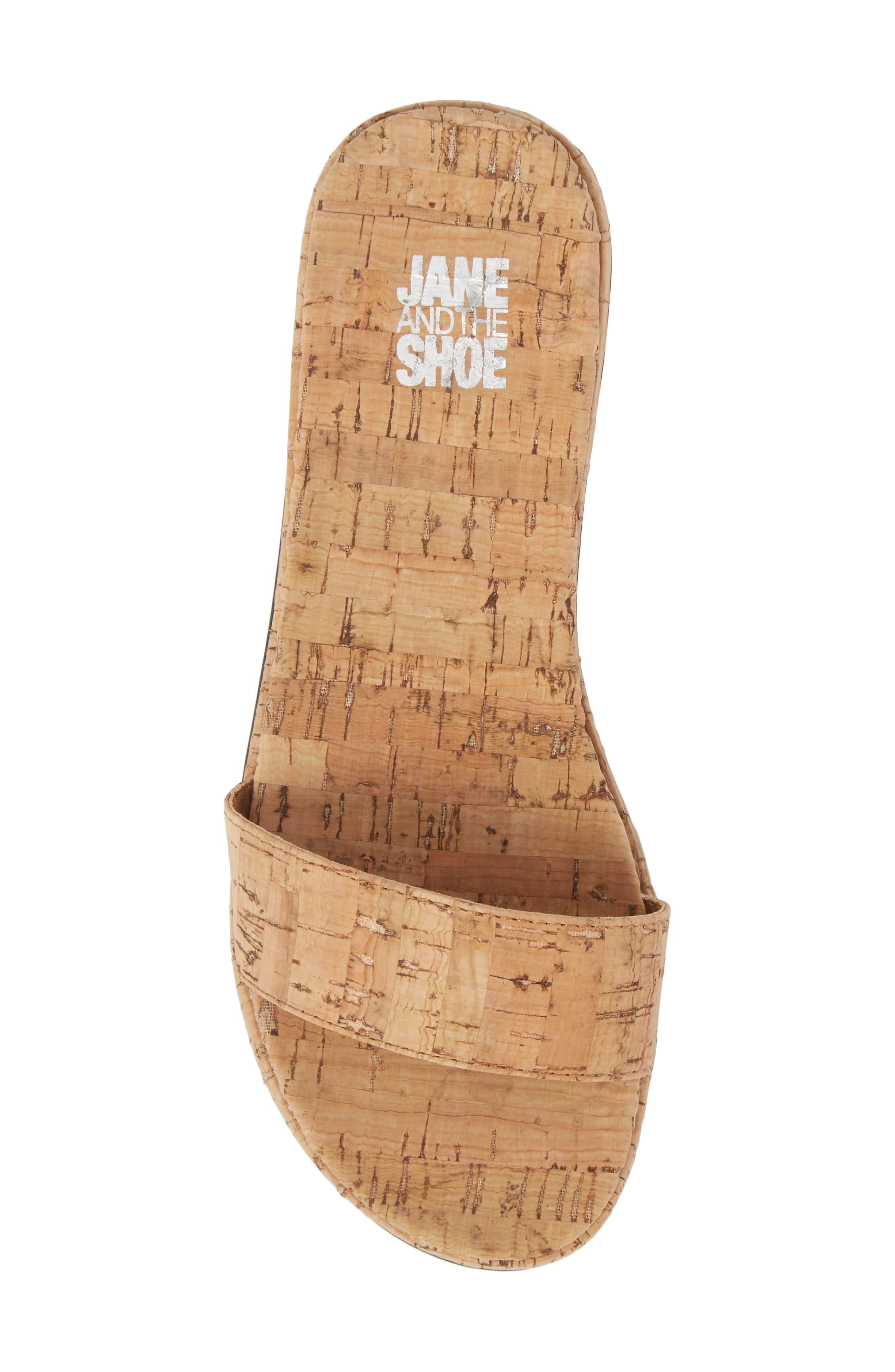 Jill Thin Band Slide Sandal,                             Alternate thumbnail 27, color,