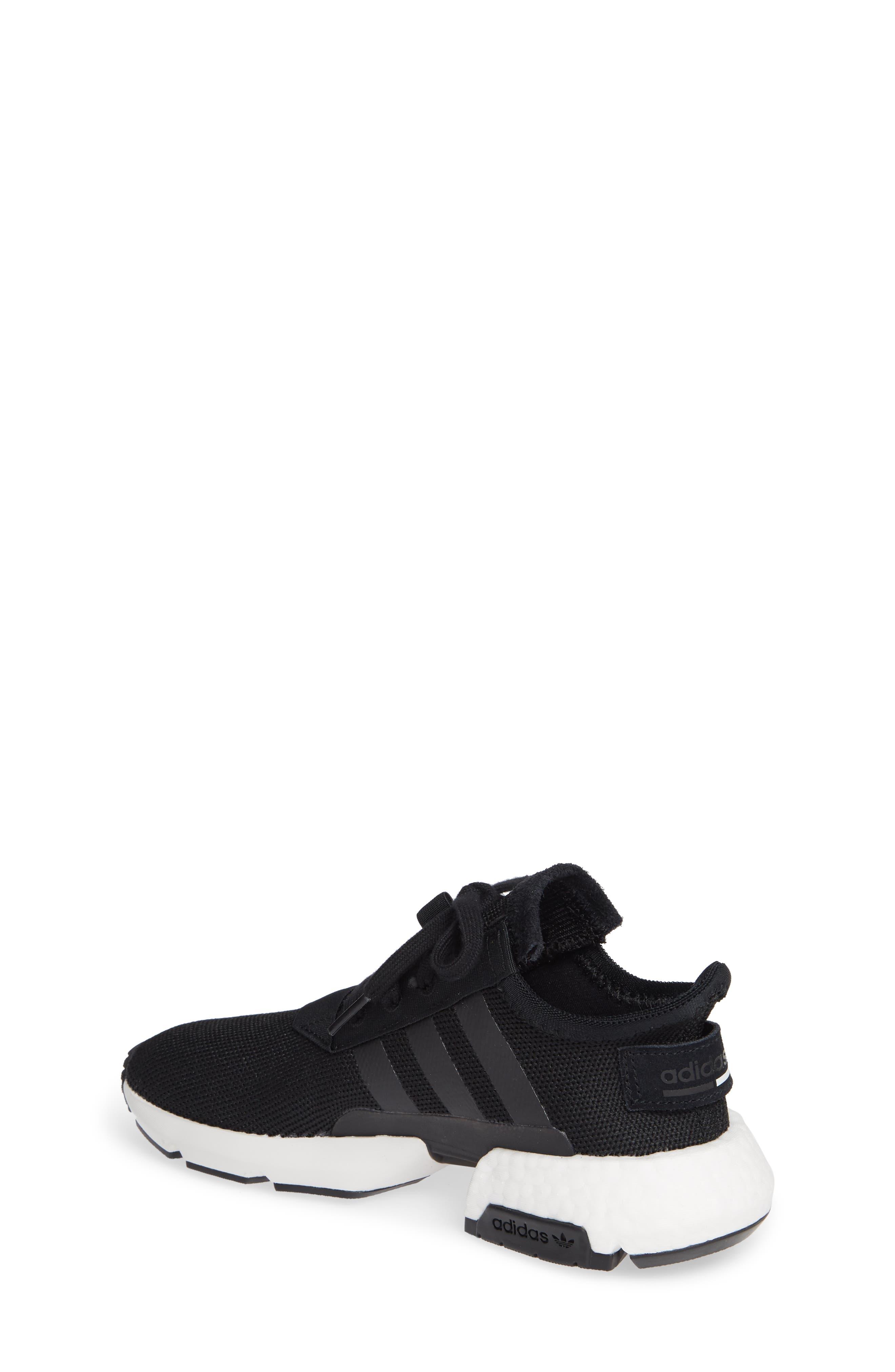 POD-S3.1 Sneaker,                             Alternate thumbnail 2, color,                             CORE BLACK/ BLACK/ LEGEND IVY