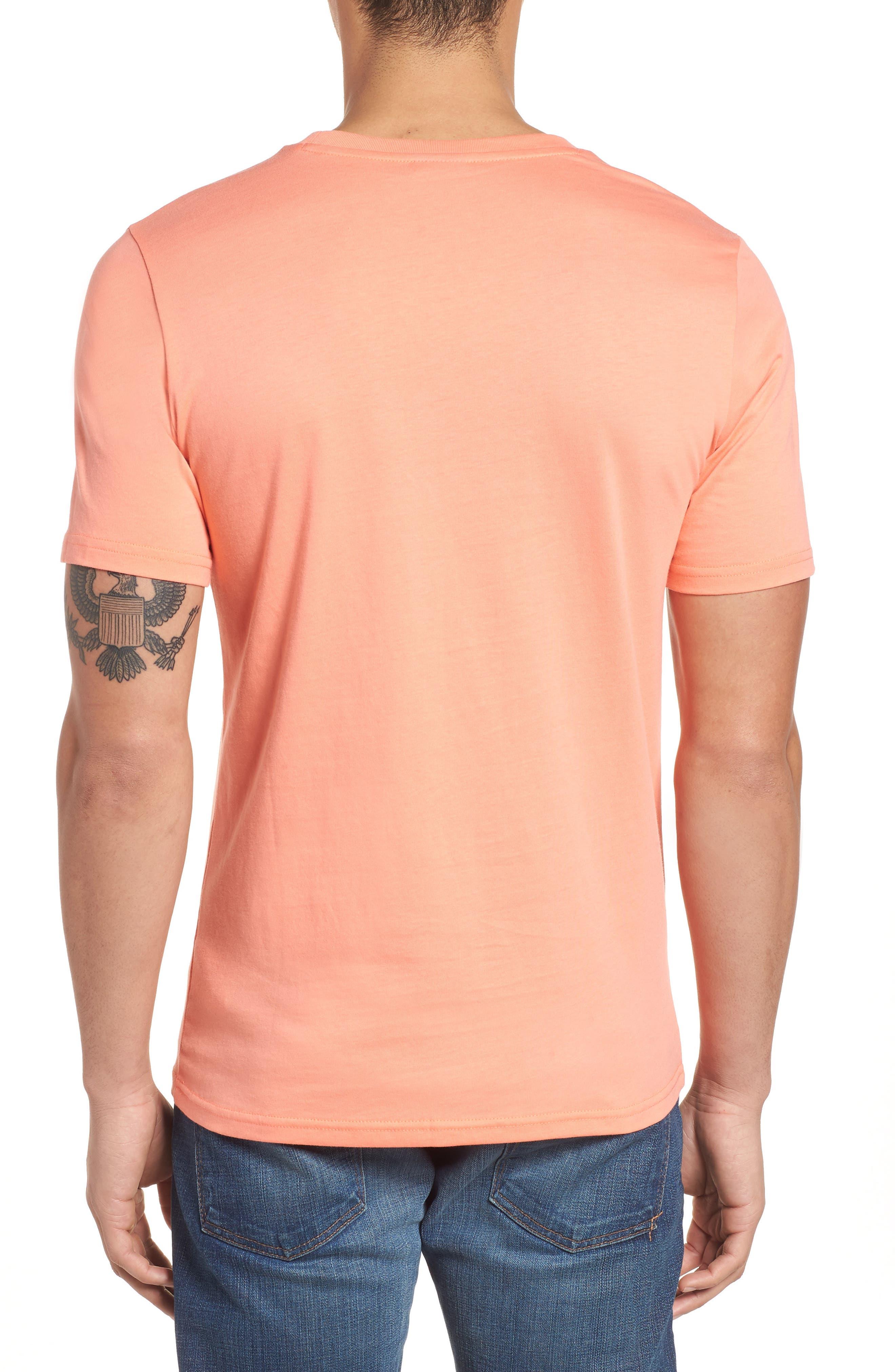 Athletics Classic Crewneck T-Shirt,                             Alternate thumbnail 2, color,                             FIJI