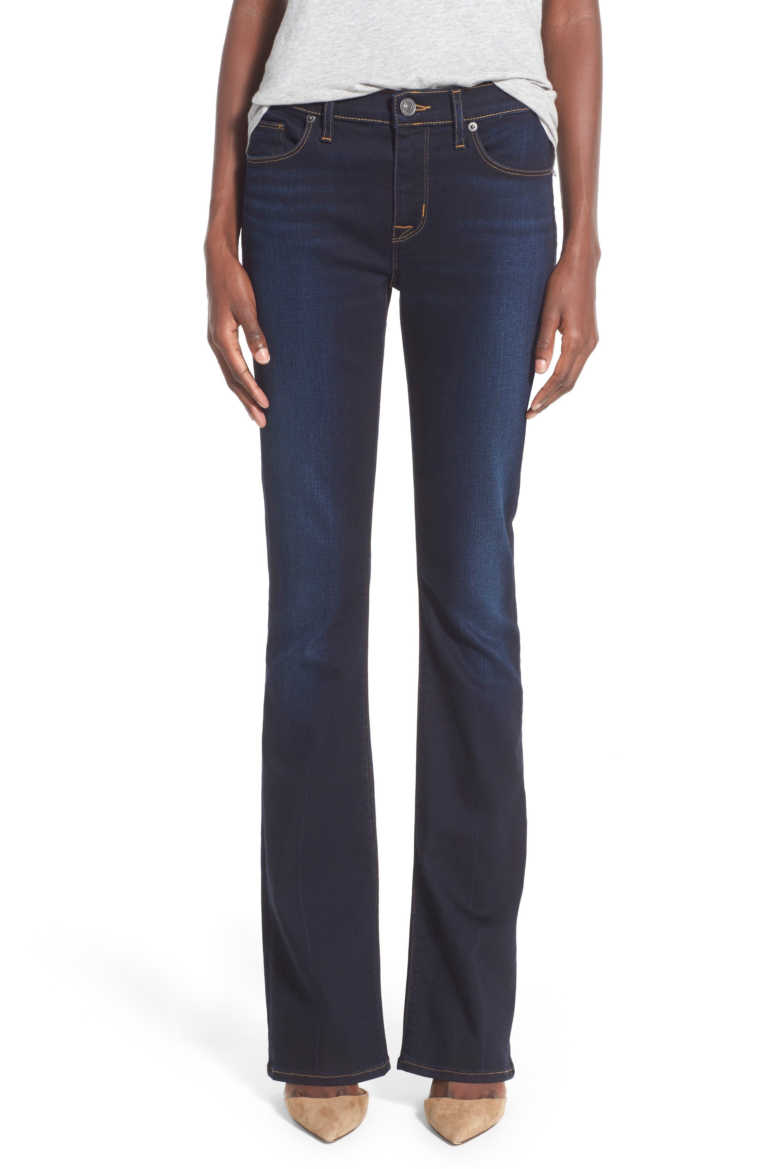 Love Bootcut Jeans,                             Main thumbnail 1, color,                             401