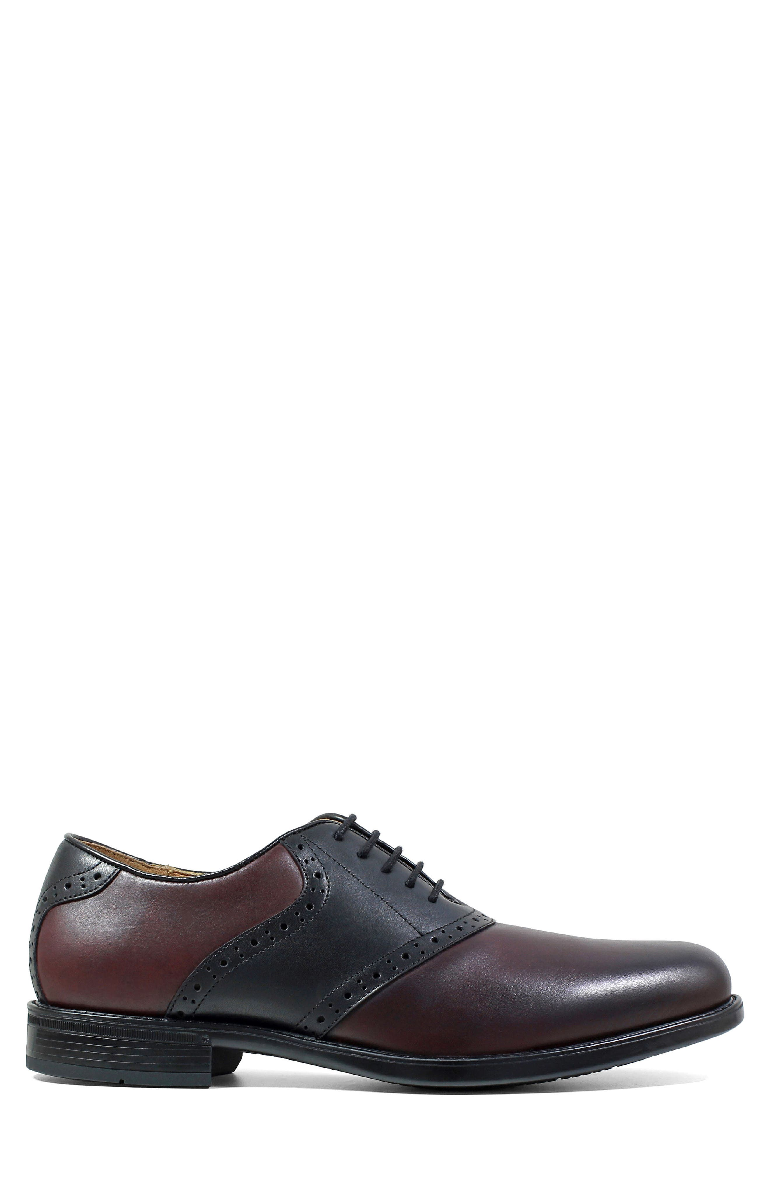 Midtown Saddle Oxford,                             Alternate thumbnail 6, color,