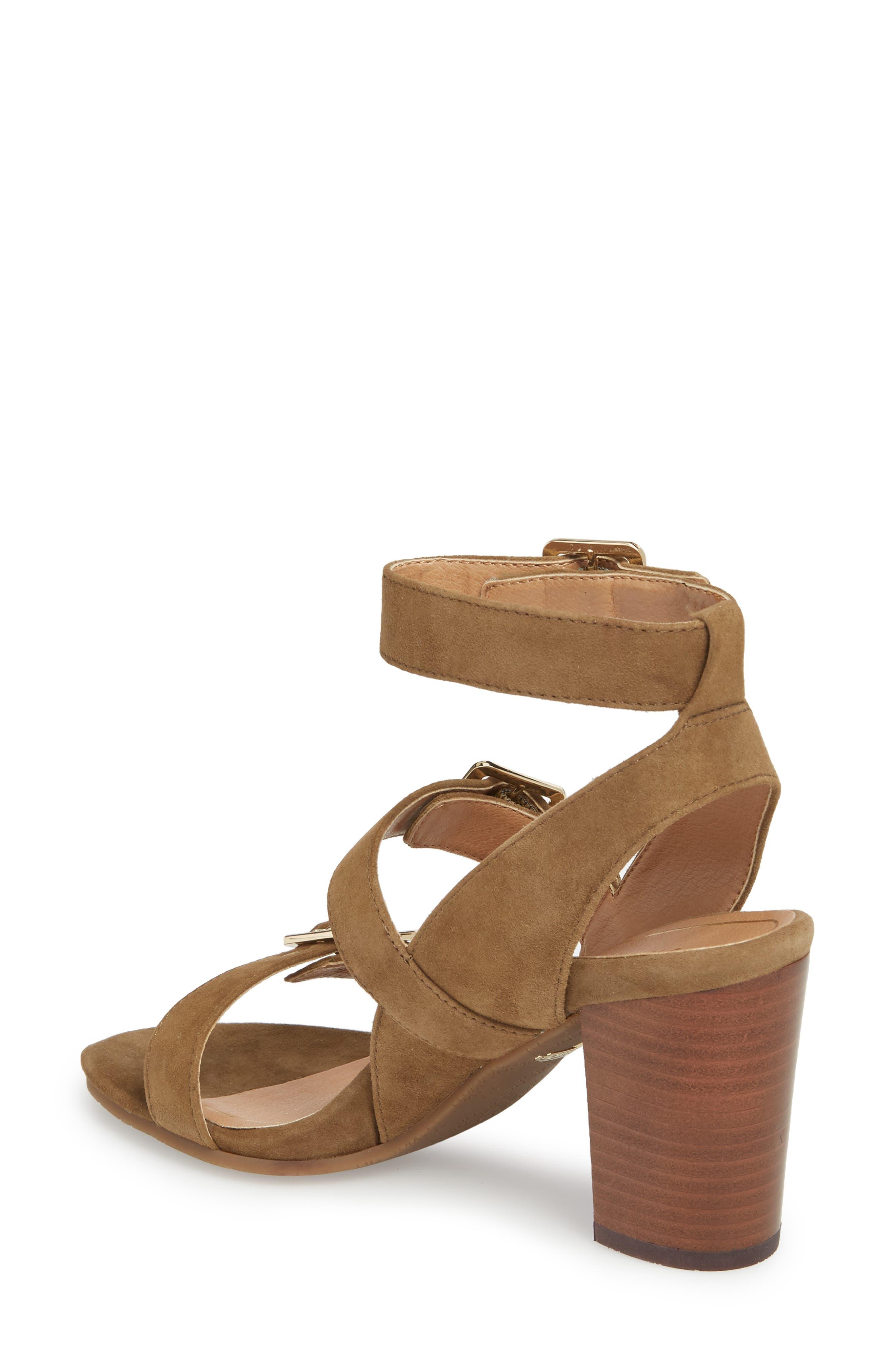 Carmel Block Heel Sandal,                             Alternate thumbnail 2, color,                             310