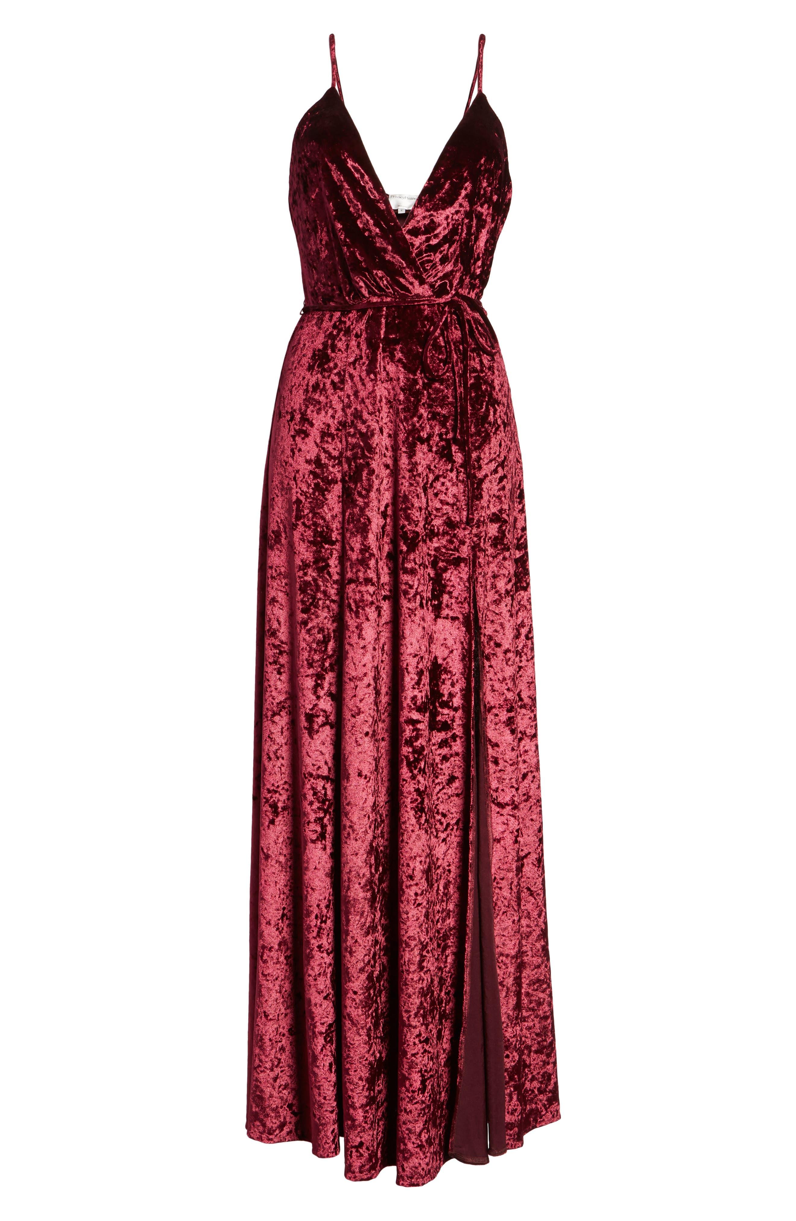 Crenshaw Maxi Dress,                             Alternate thumbnail 12, color,