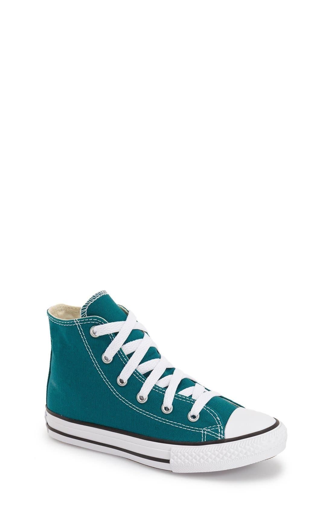 Chuck Taylor<sup>®</sup> All Star<sup>®</sup> 'Madison' High Top Sneaker,                             Main thumbnail 1, color,                             469