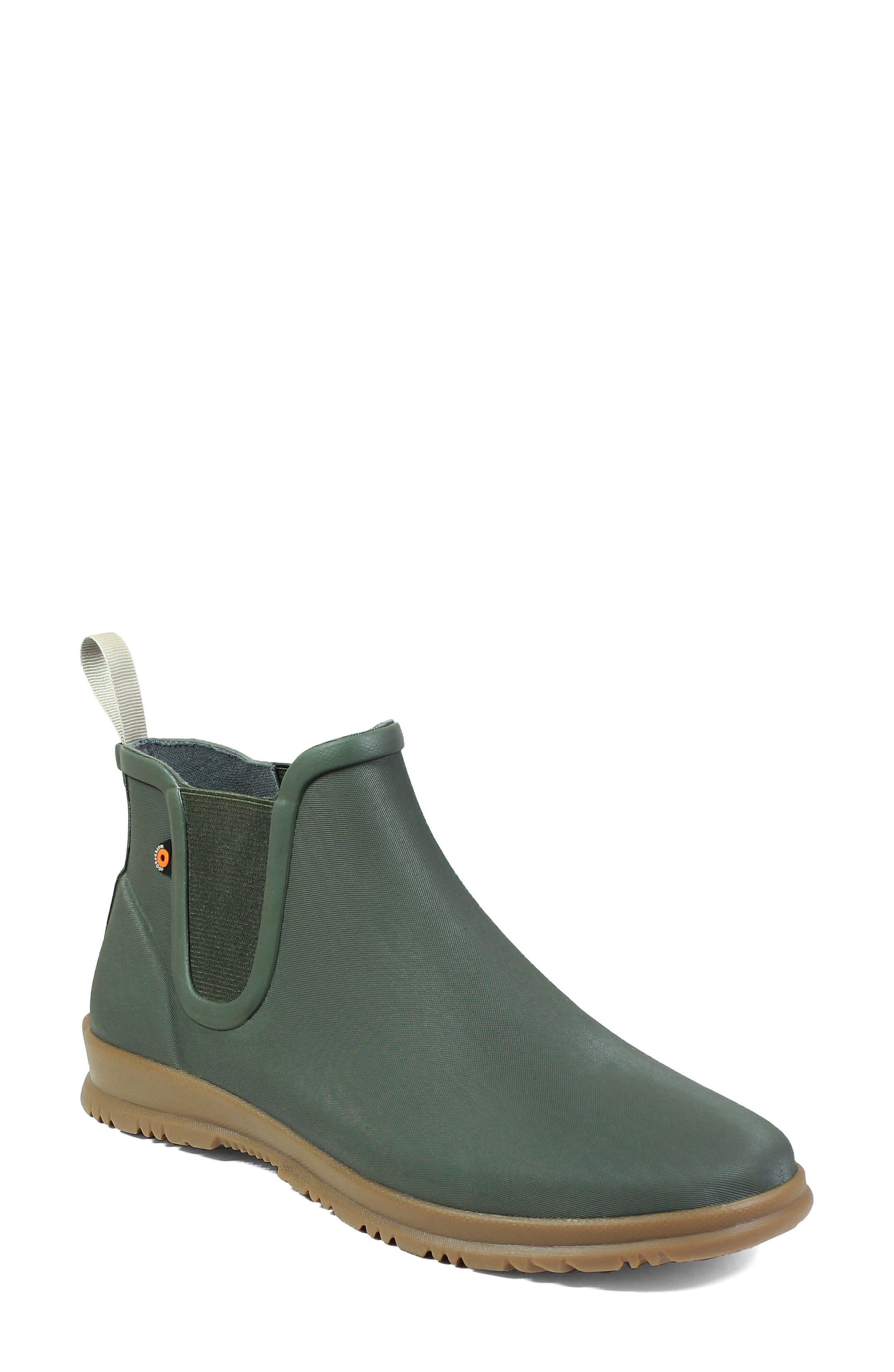 Bogs Sweetpea Rain Boot, Green