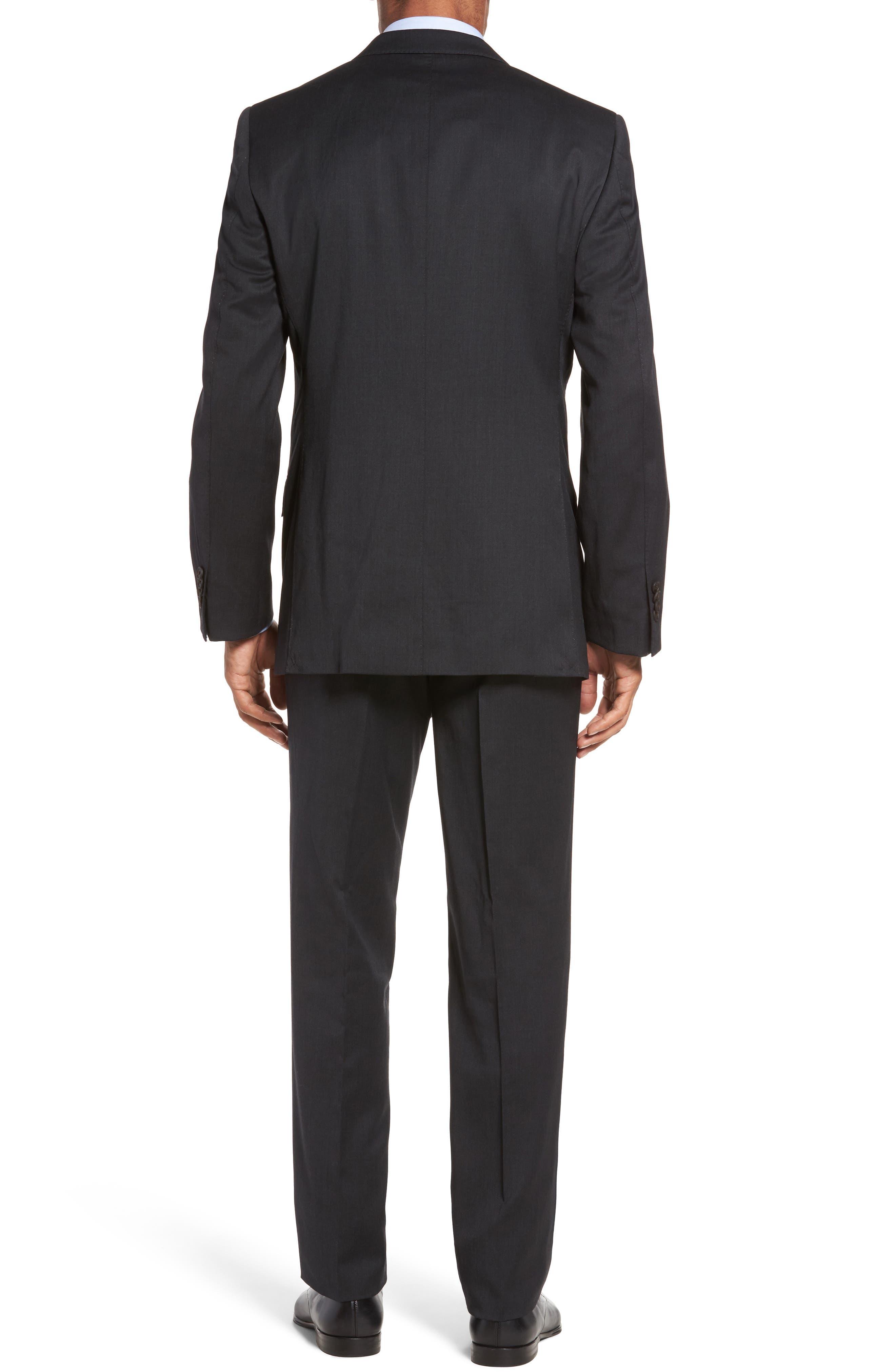 Keidis Aim Classic Fit Stretch Wool Suit,                             Alternate thumbnail 2, color,                             014