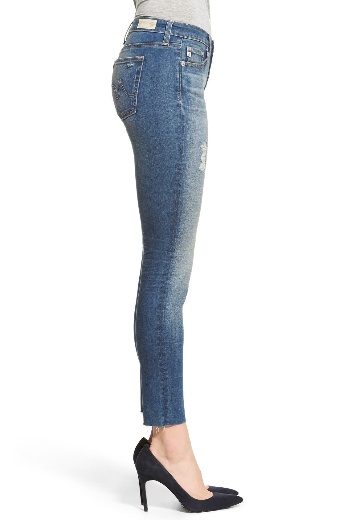 The Legging Ankle Jeans,                             Alternate thumbnail 145, color,