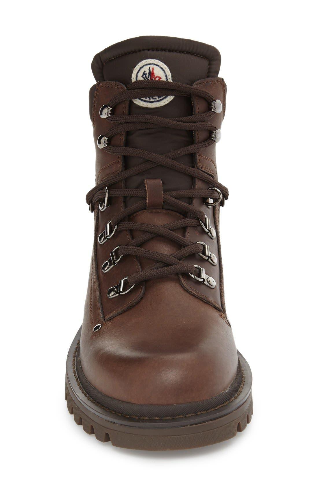 Egide Plain Toe Boot,                             Alternate thumbnail 3, color,                             200
