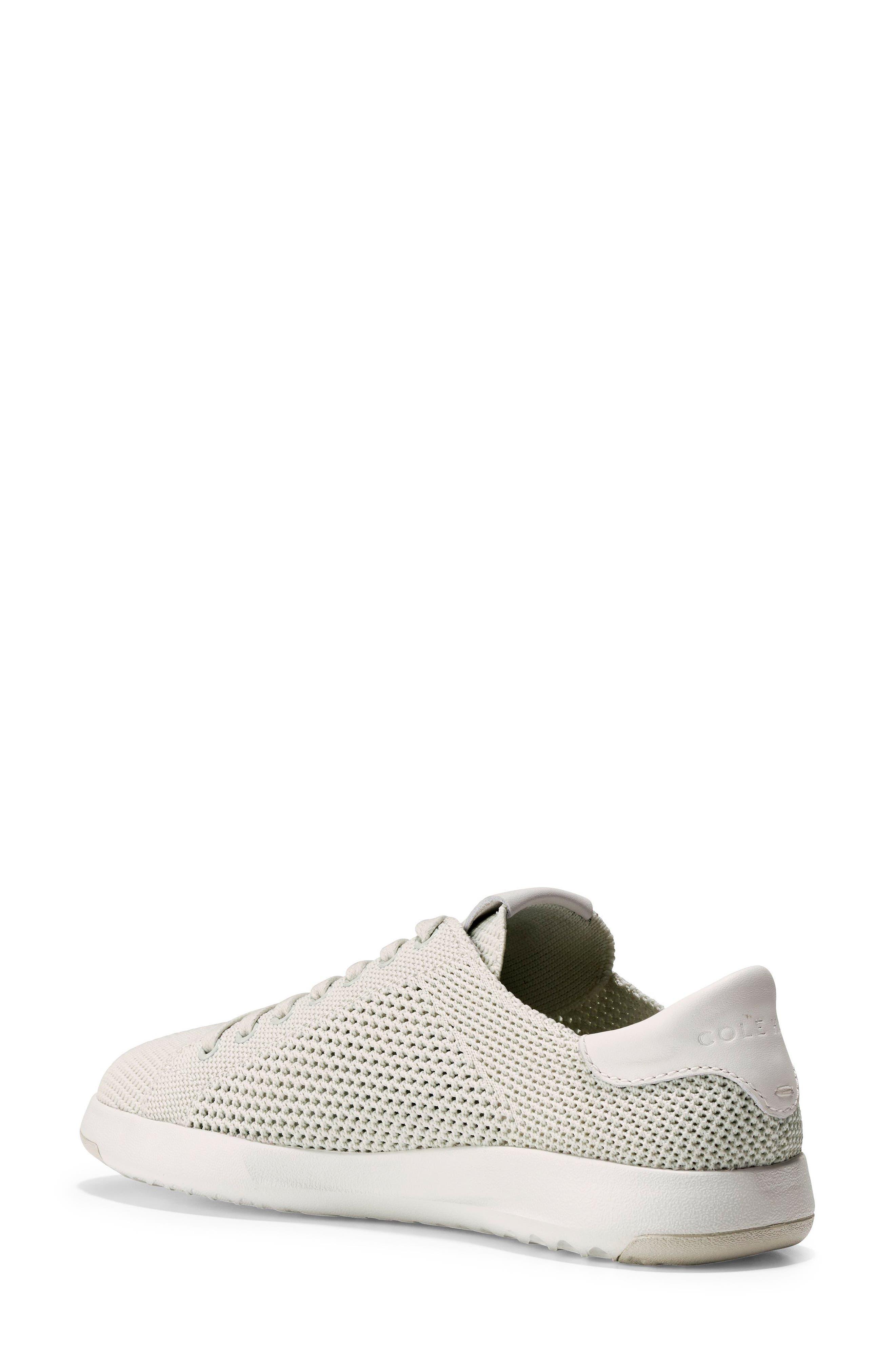 GrandPro Stitchlite Sneaker,                             Alternate thumbnail 2, color,                             CHALK FABRIC