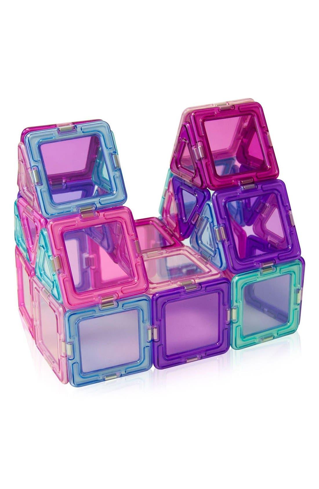 'Inspire - Solids' Clear Magnetic 3D Construction Set,                             Alternate thumbnail 6, color,                             440