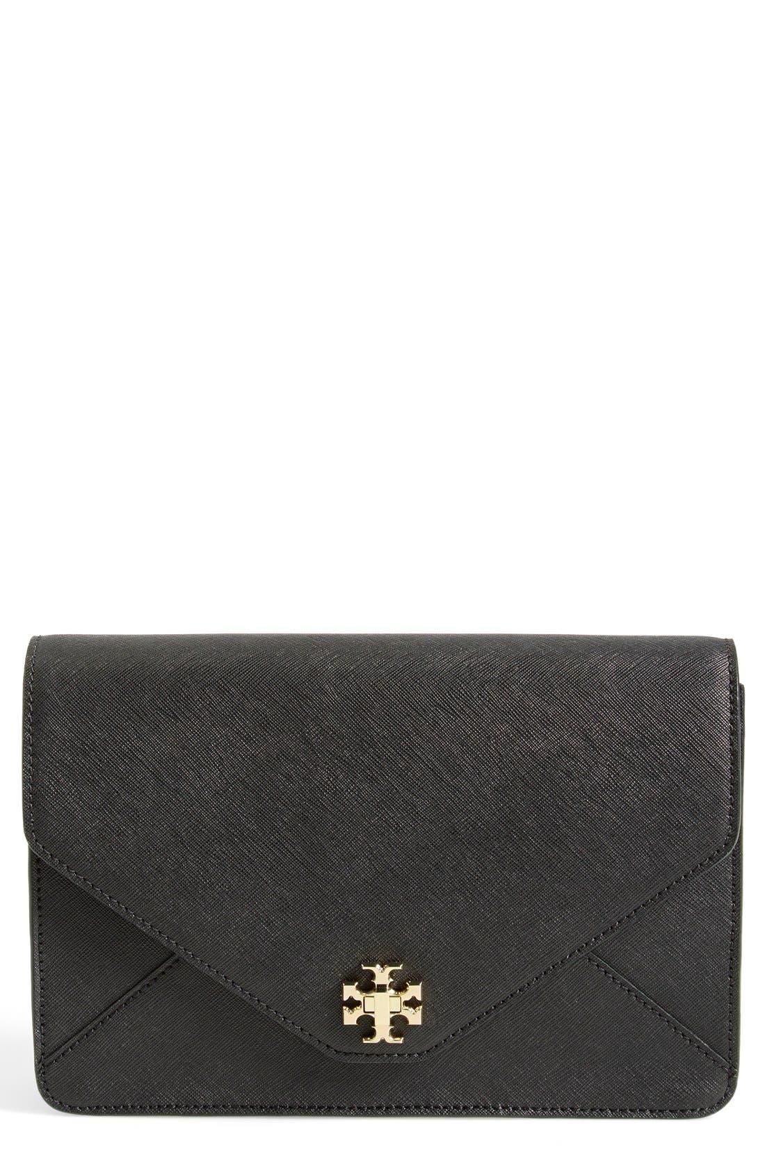 'Kira' Envelope Clutch,                         Main,                         color,