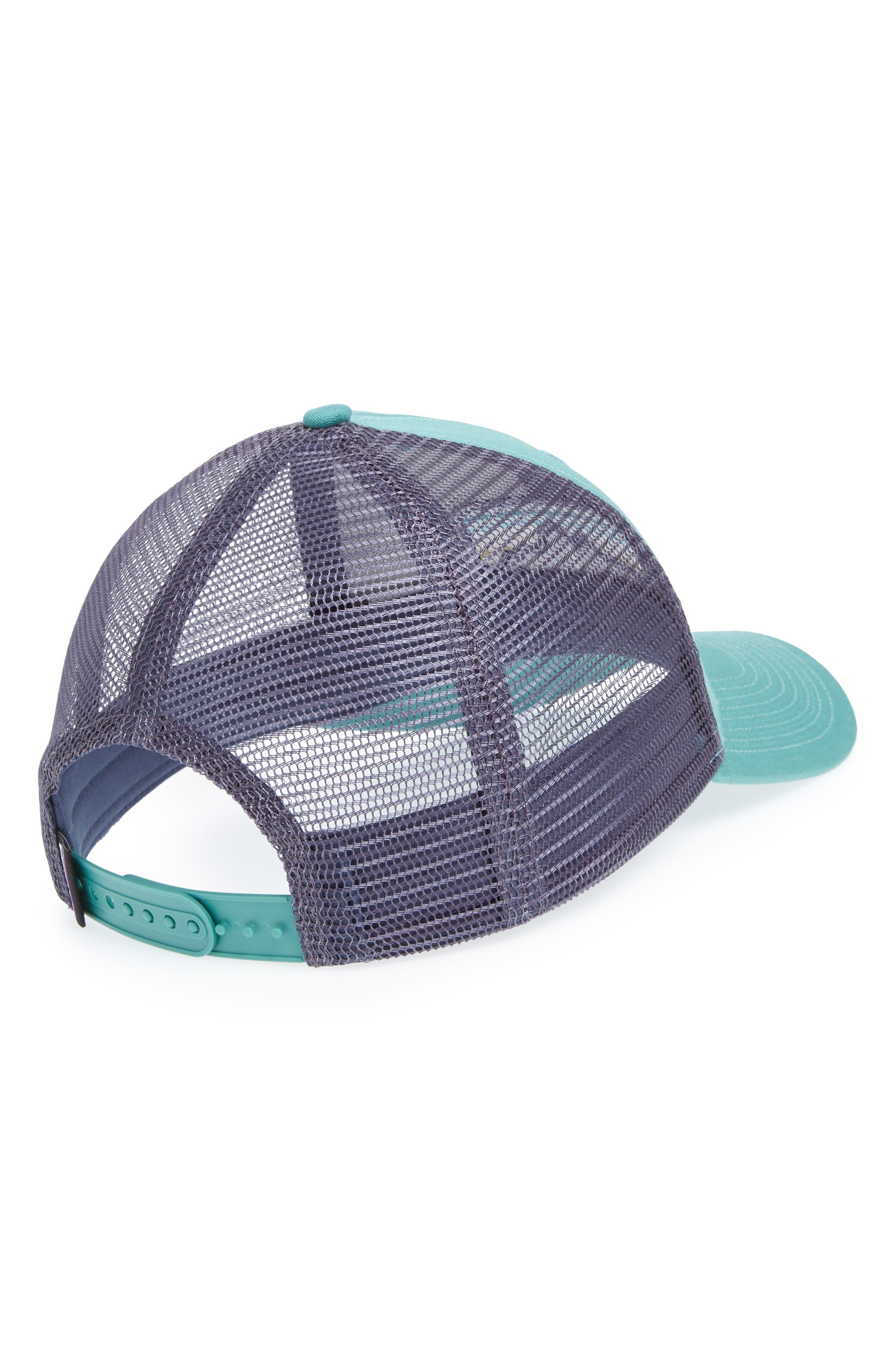 Logo Badge Trucker Hat,                             Alternate thumbnail 10, color,