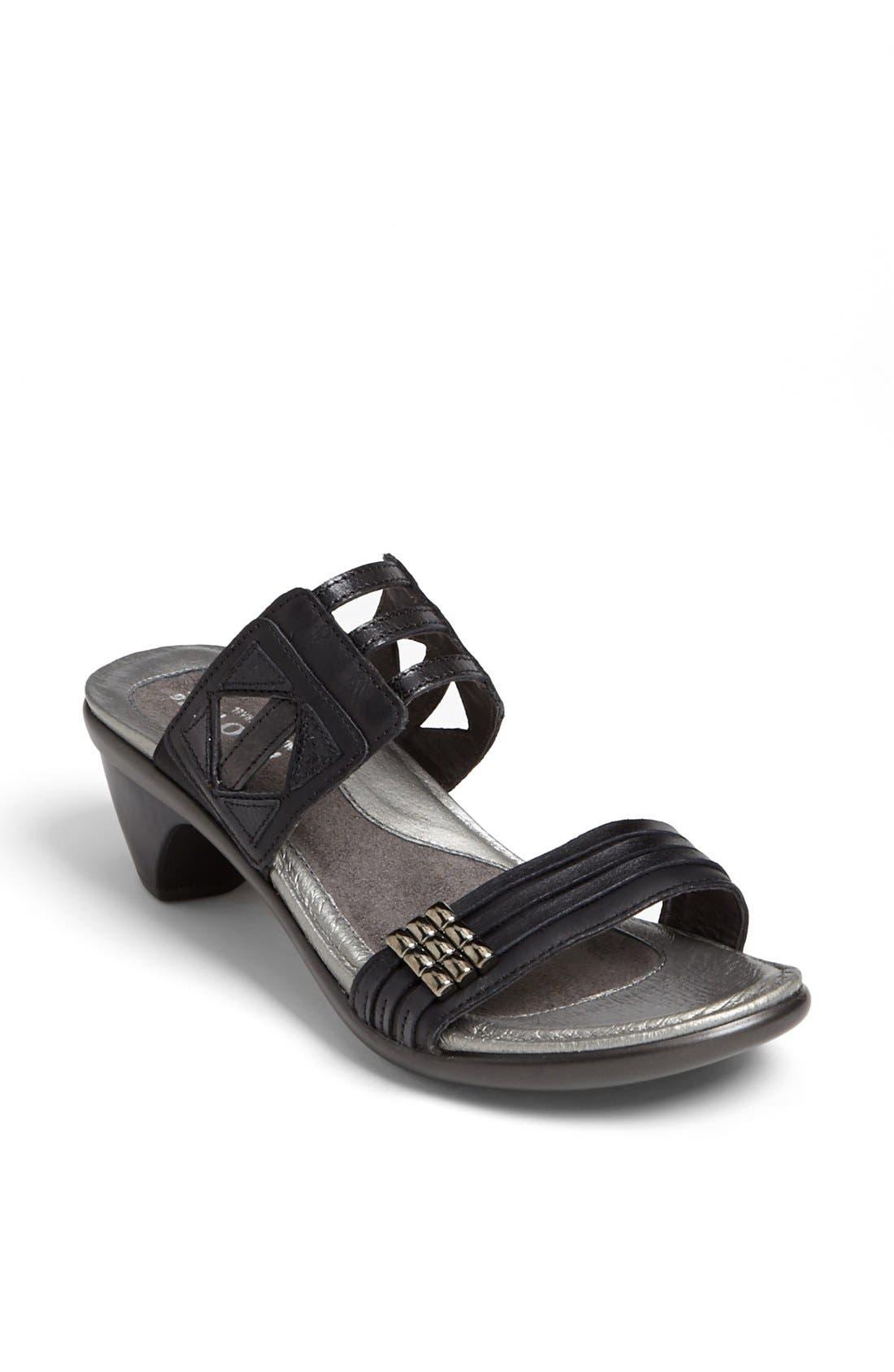 'Afrodita' Sandal,                         Main,                         color, 001