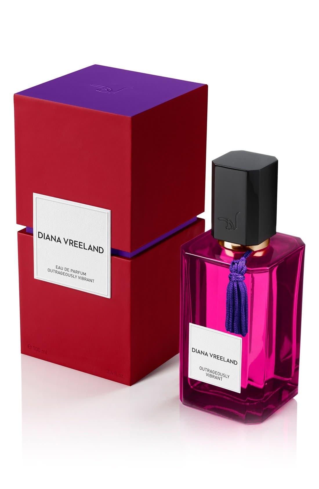 'Outrageously Vibrant' Eau de Parfum,                             Alternate thumbnail 2, color,                             000