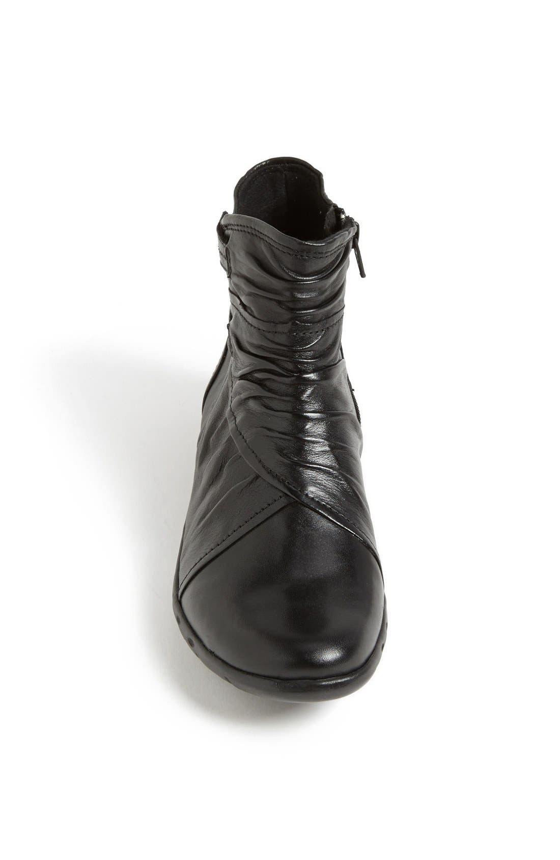 'Pandora' Boot,                             Alternate thumbnail 3, color,                             BLACK