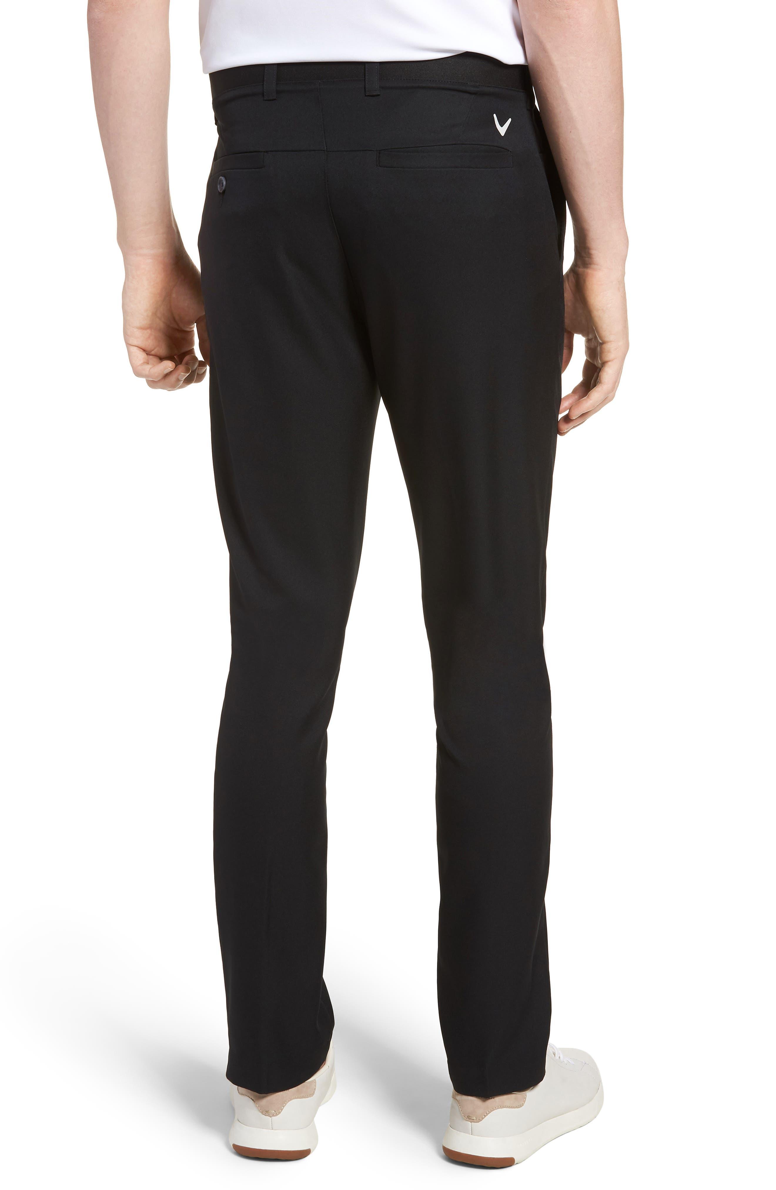 Tech Slim Fit Pants,                             Alternate thumbnail 4, color,