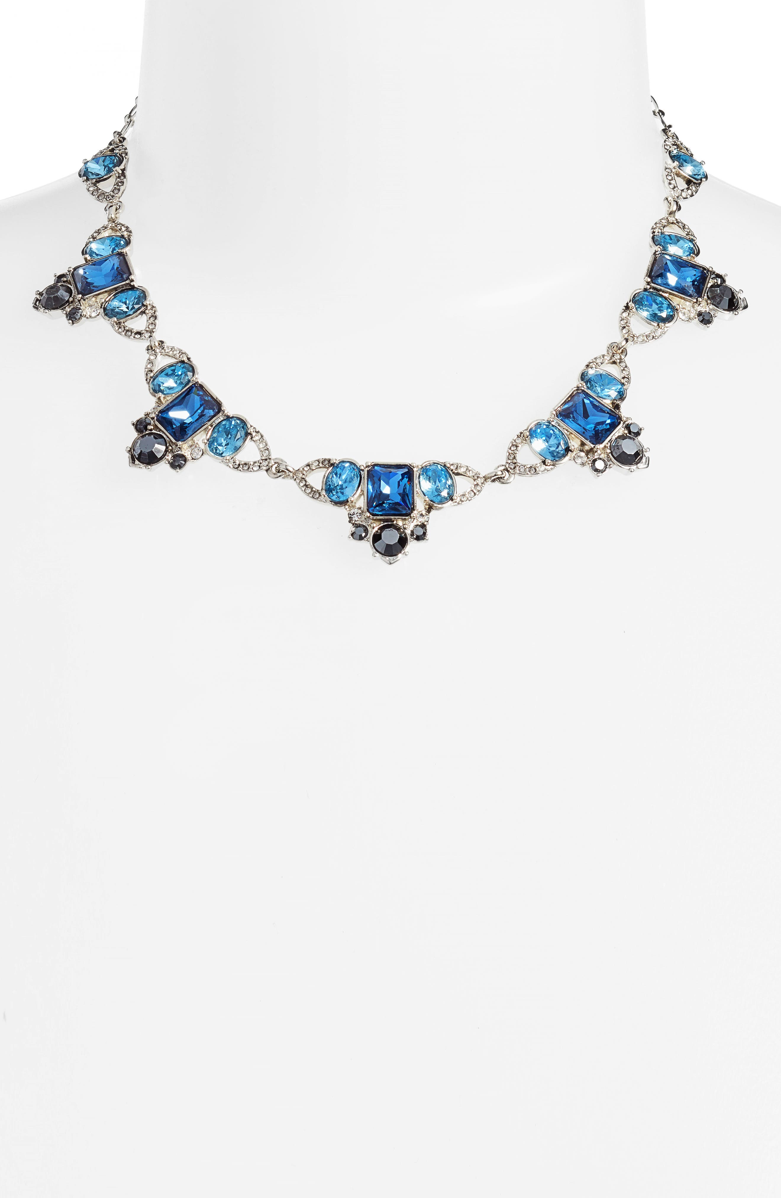 Collar Necklace,                             Alternate thumbnail 2, color,                             040