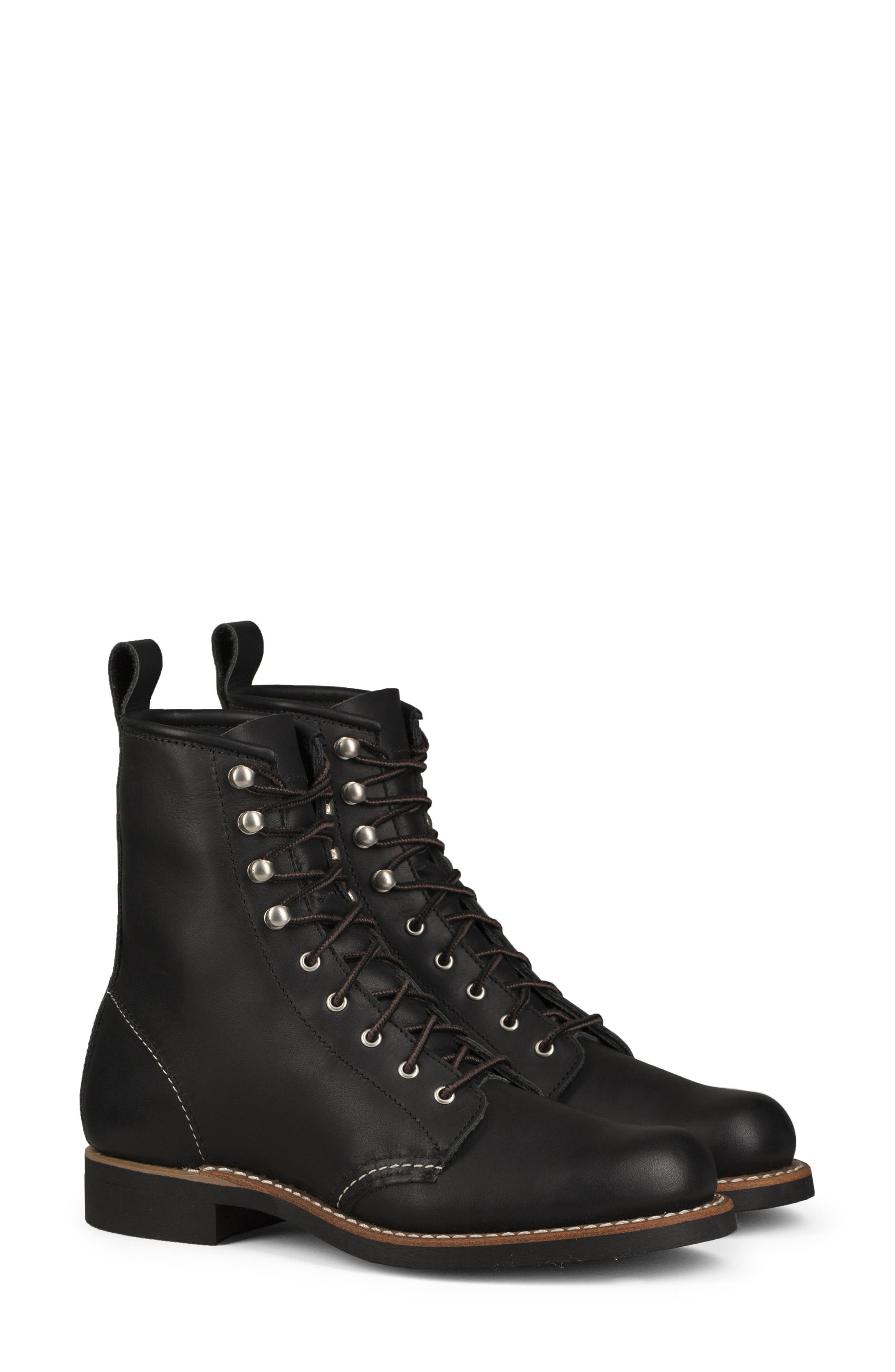 Silversmith Boot, Main, color, BLACK BOUNDARY LEATHER