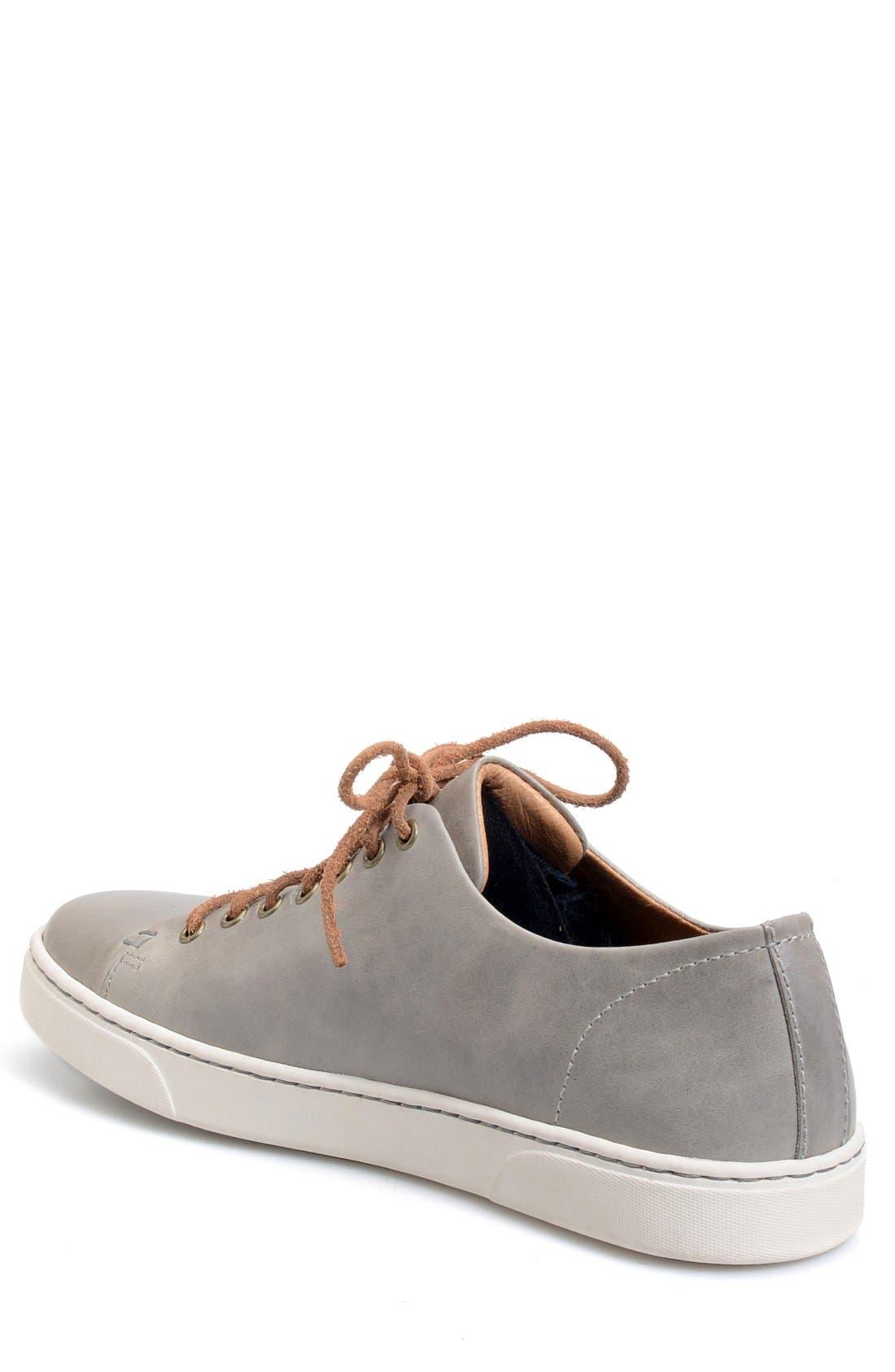 'Bayne' Cap Toe Sneaker,                             Alternate thumbnail 11, color,