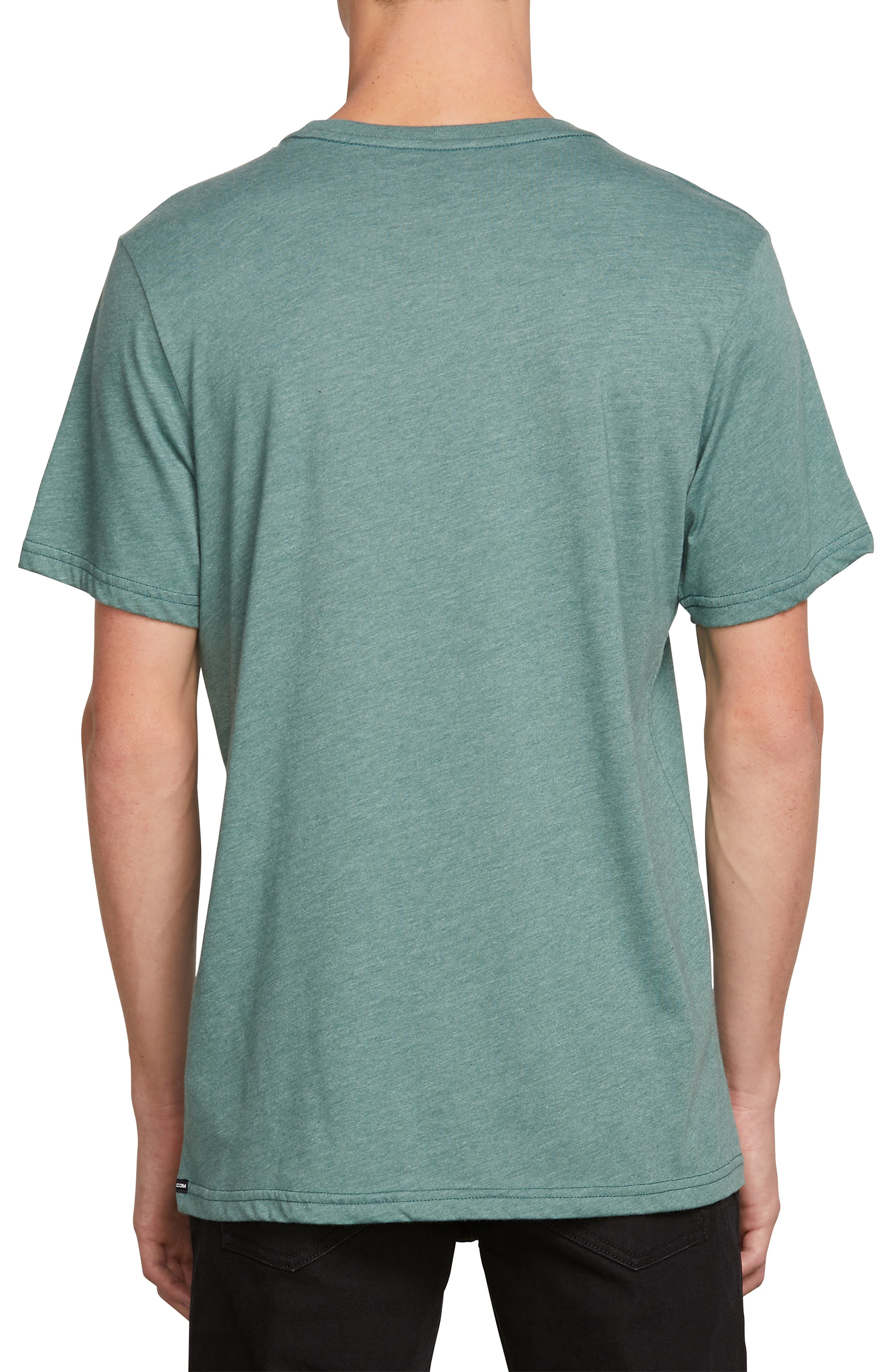 VOLCOM,                             Path to Freedom Graphic T-Shirt,                             Alternate thumbnail 2, color,                             366