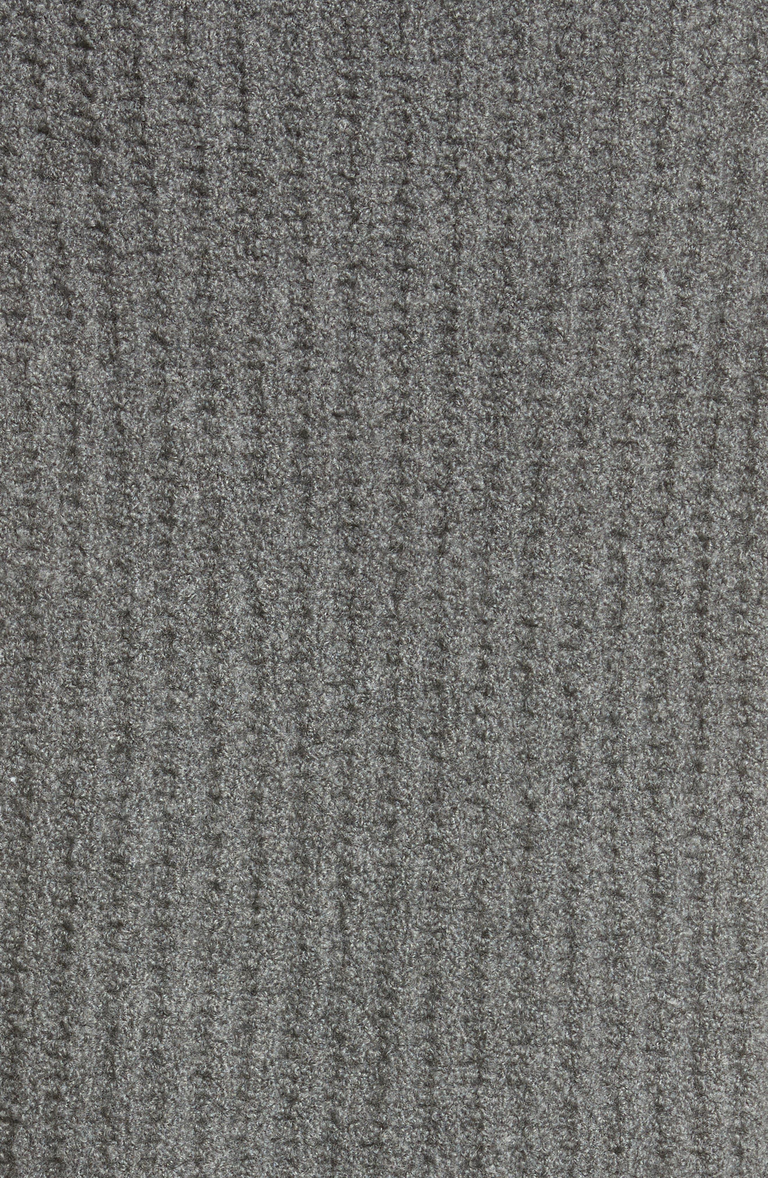 Sleeveless Cashmere Blend Turtleneck,                             Alternate thumbnail 5, color,                             021