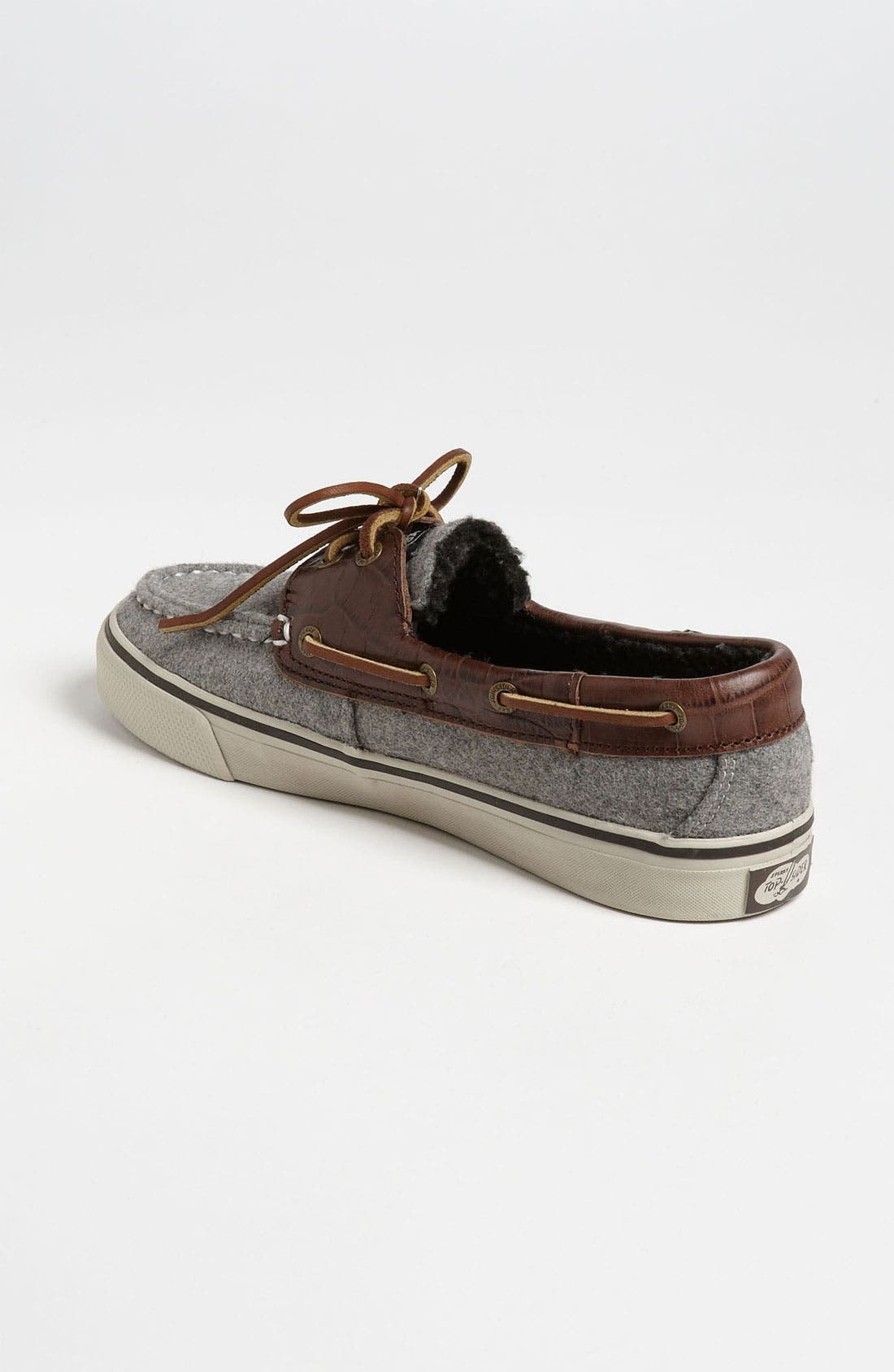 Top-Sider<sup>®</sup> 'Bahama' Sequined Boat Shoe,                             Alternate thumbnail 53, color,