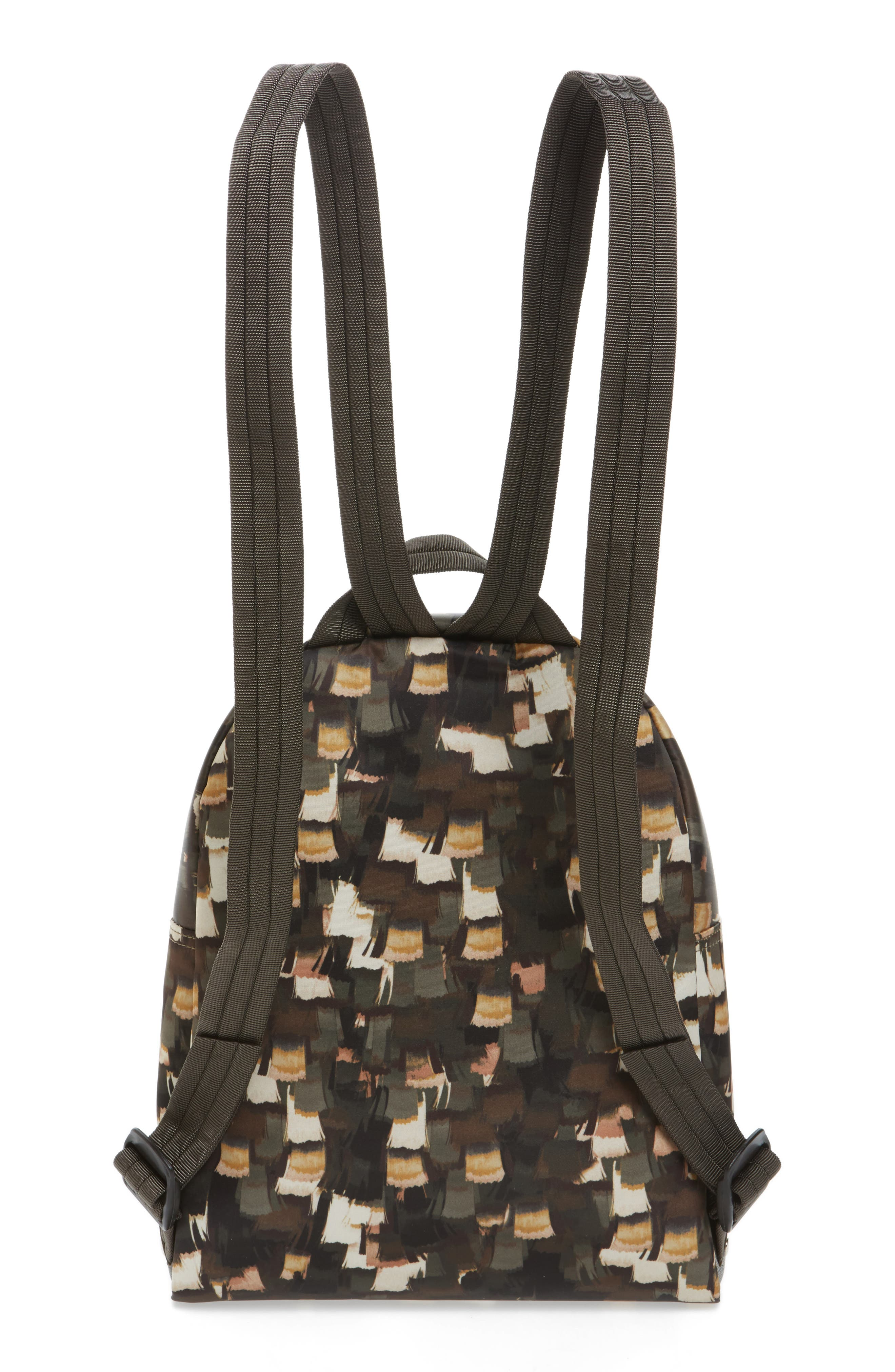 Le Pliage Neo - Vibrations Nylon Backpack,                             Alternate thumbnail 3, color,                             300