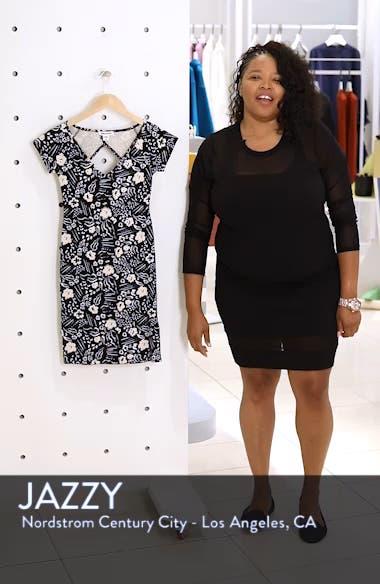 Babe Alert Print Minidress, sales video thumbnail