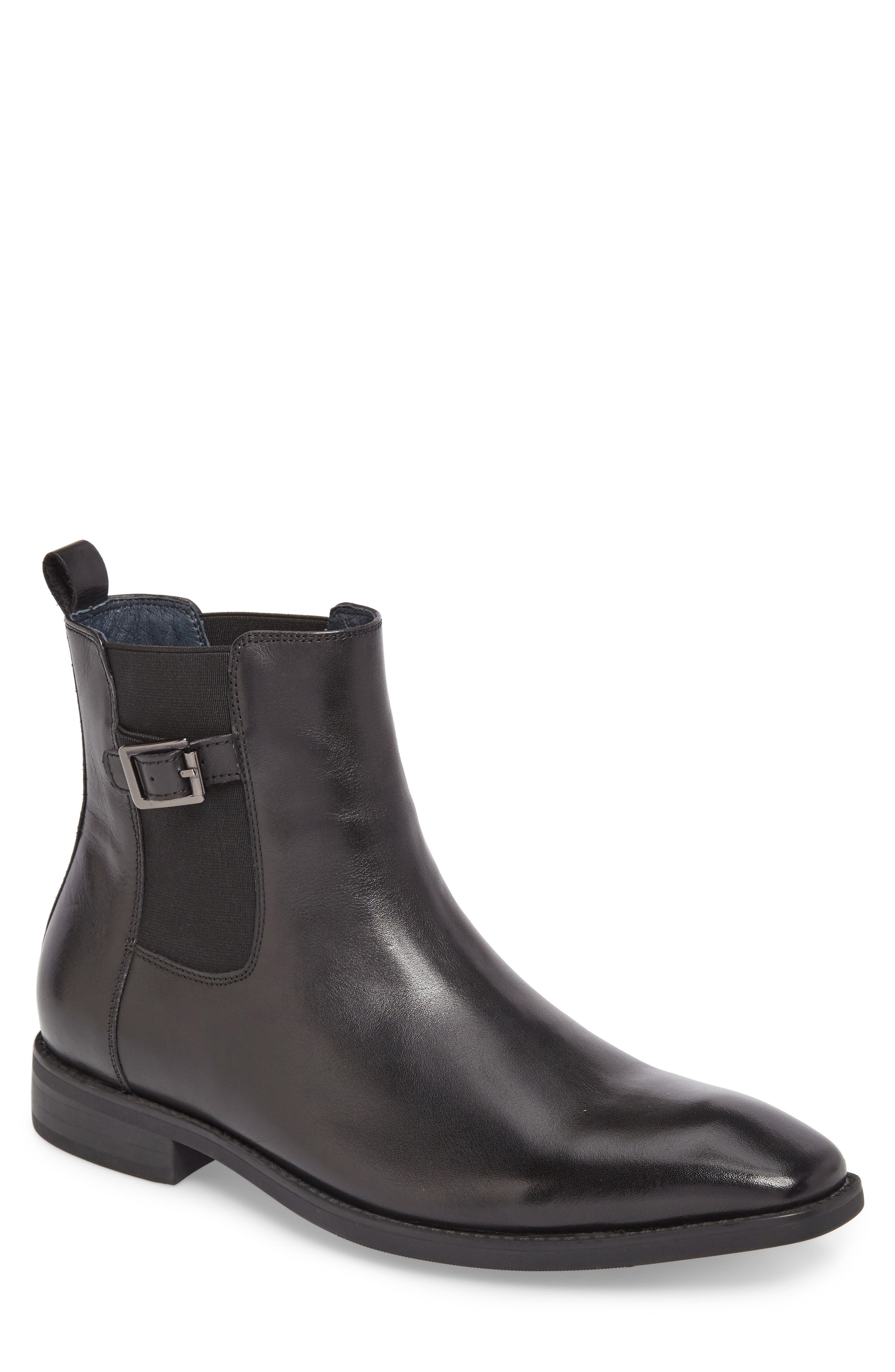 Loden Chelsea Boot,                         Main,                         color, 001