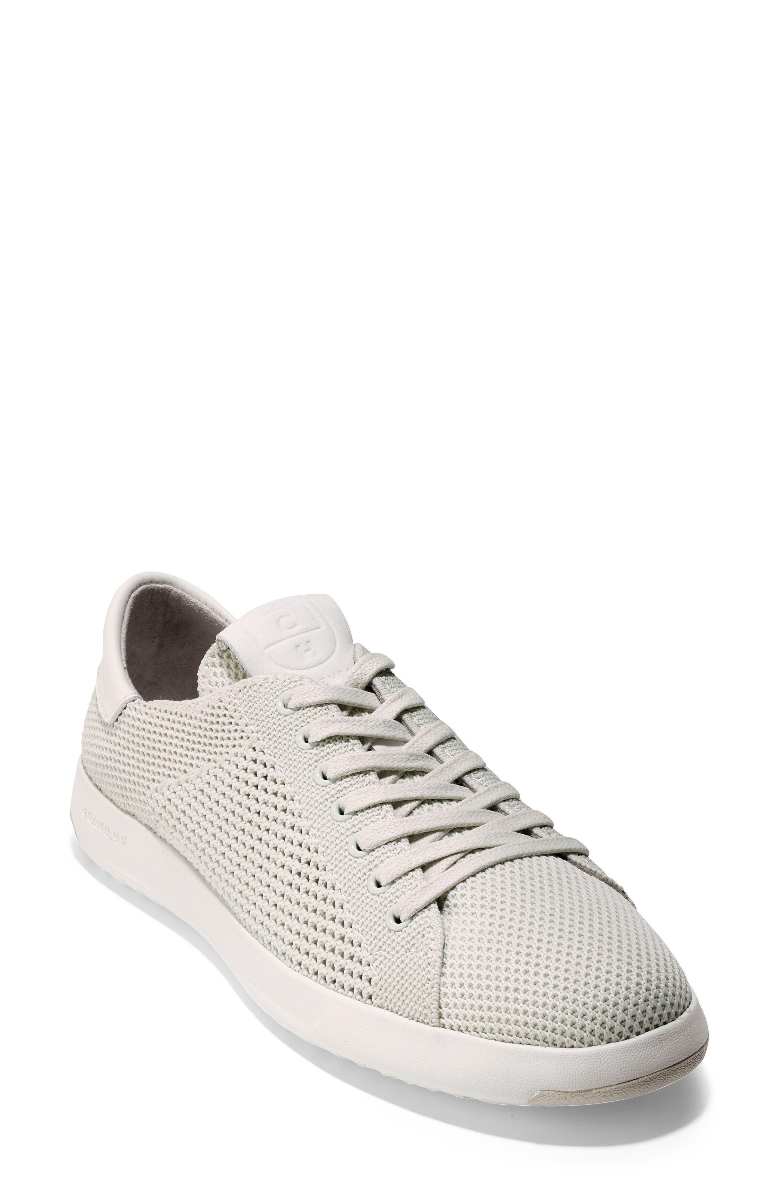 GrandPro Stitchlite Sneaker,                             Main thumbnail 1, color,                             CHALK FABRIC