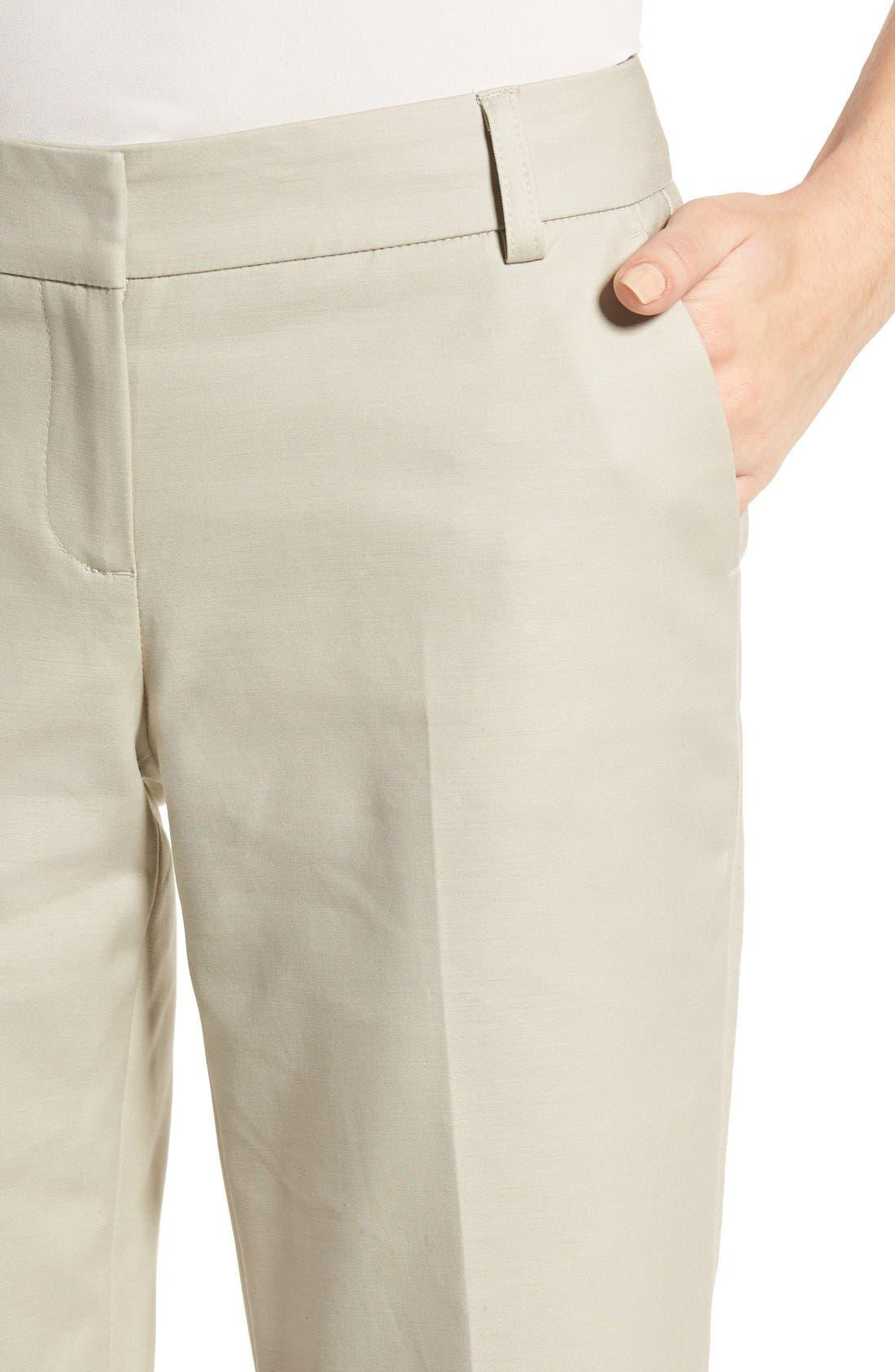 Stretch Bermuda Shorts,                             Alternate thumbnail 34, color,