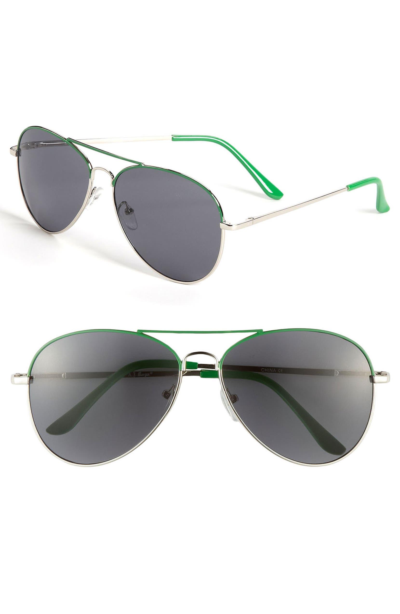 ca05d77de02 A.J. Morgan  Front Row  60mm Sunglasses