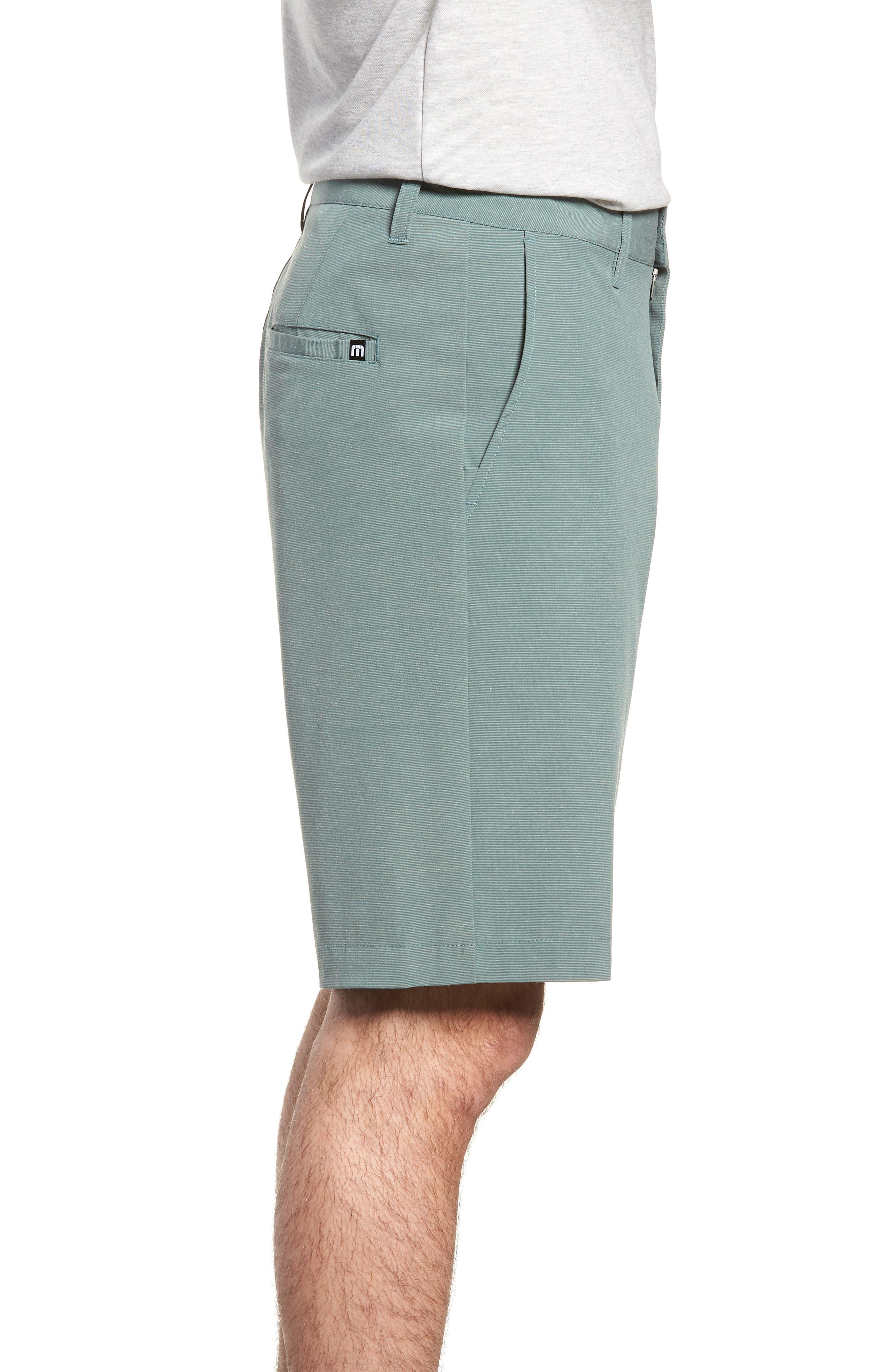 Revival Shorts,                             Alternate thumbnail 3, color,                             BALSAM GREEN
