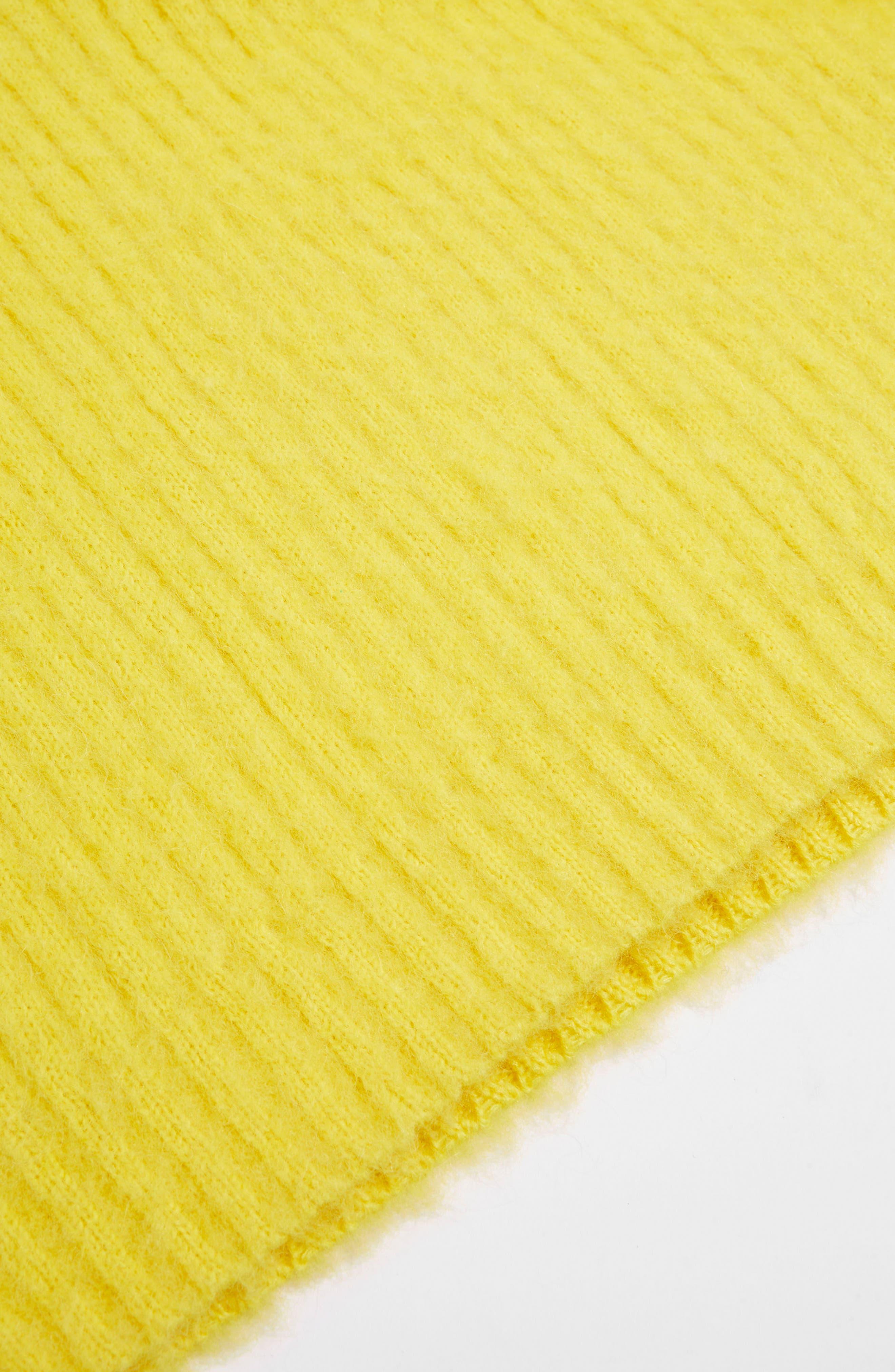 V-Neck Rib Sweater,                             Alternate thumbnail 9, color,                             700