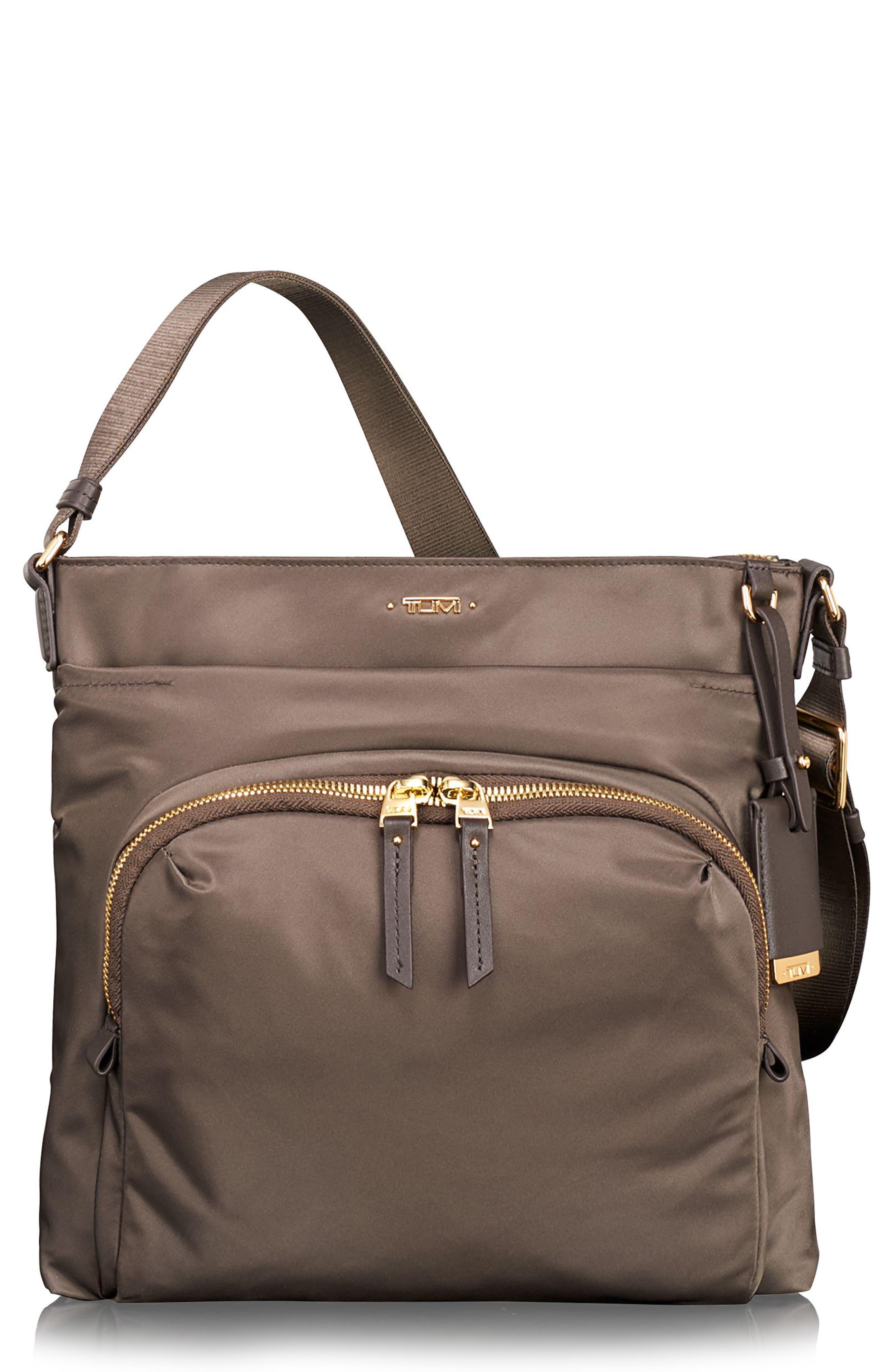 Voyageur - Capri Nylon Crossbody Bag,                             Main thumbnail 8, color,