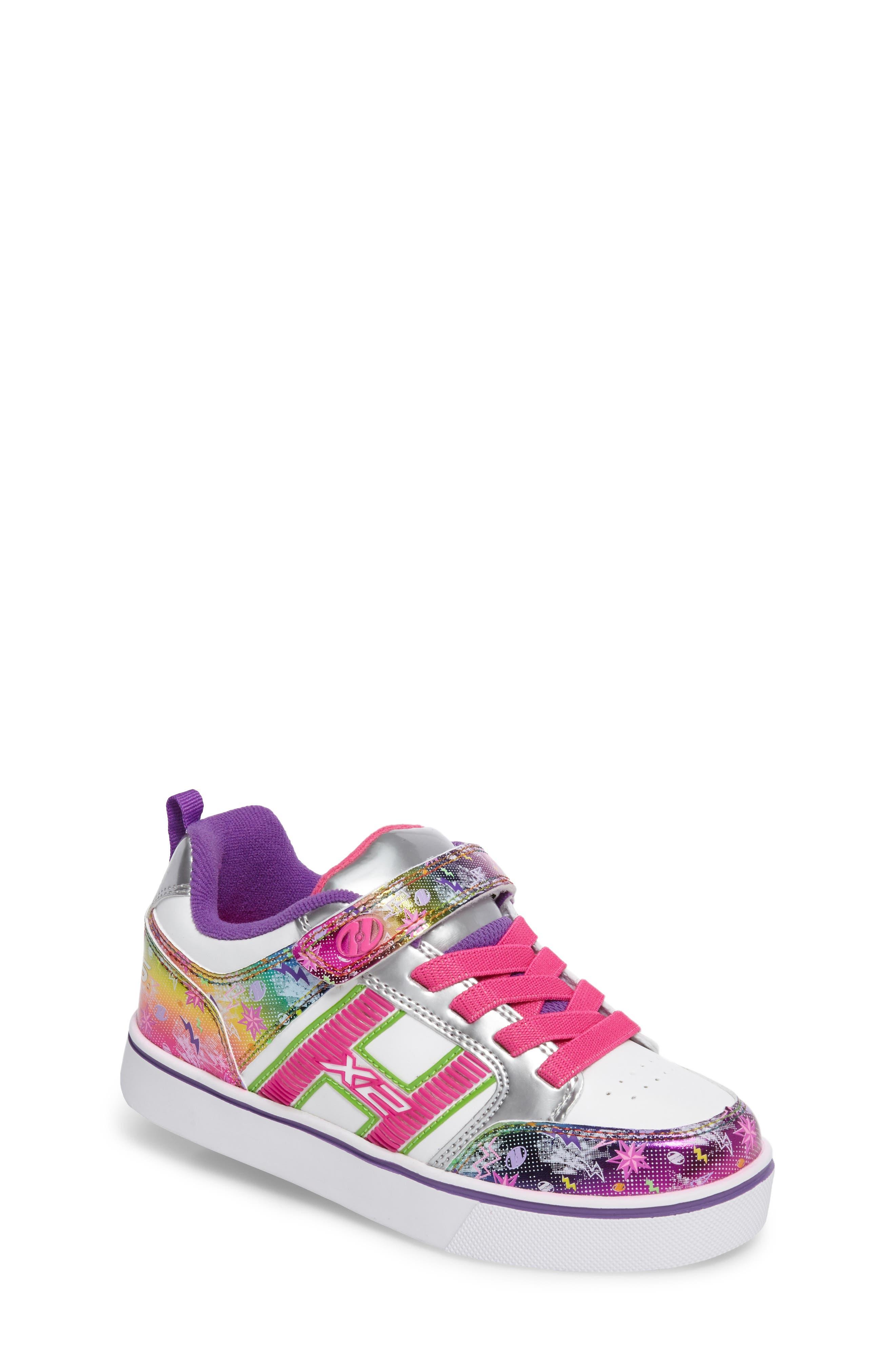 Bolt Plus X2 Light-Up Skate Sneaker,                             Main thumbnail 1, color,                             162