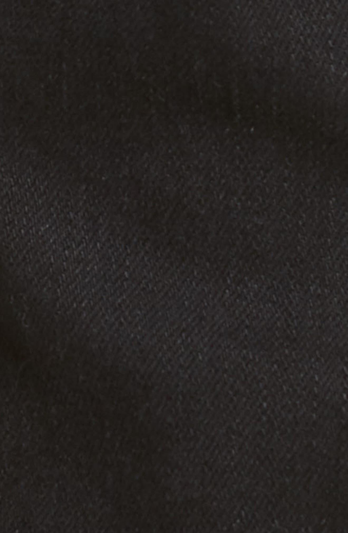 Rocco Skinny Fit Jeans,                             Alternate thumbnail 5, color,                             EQYD DARK STREET