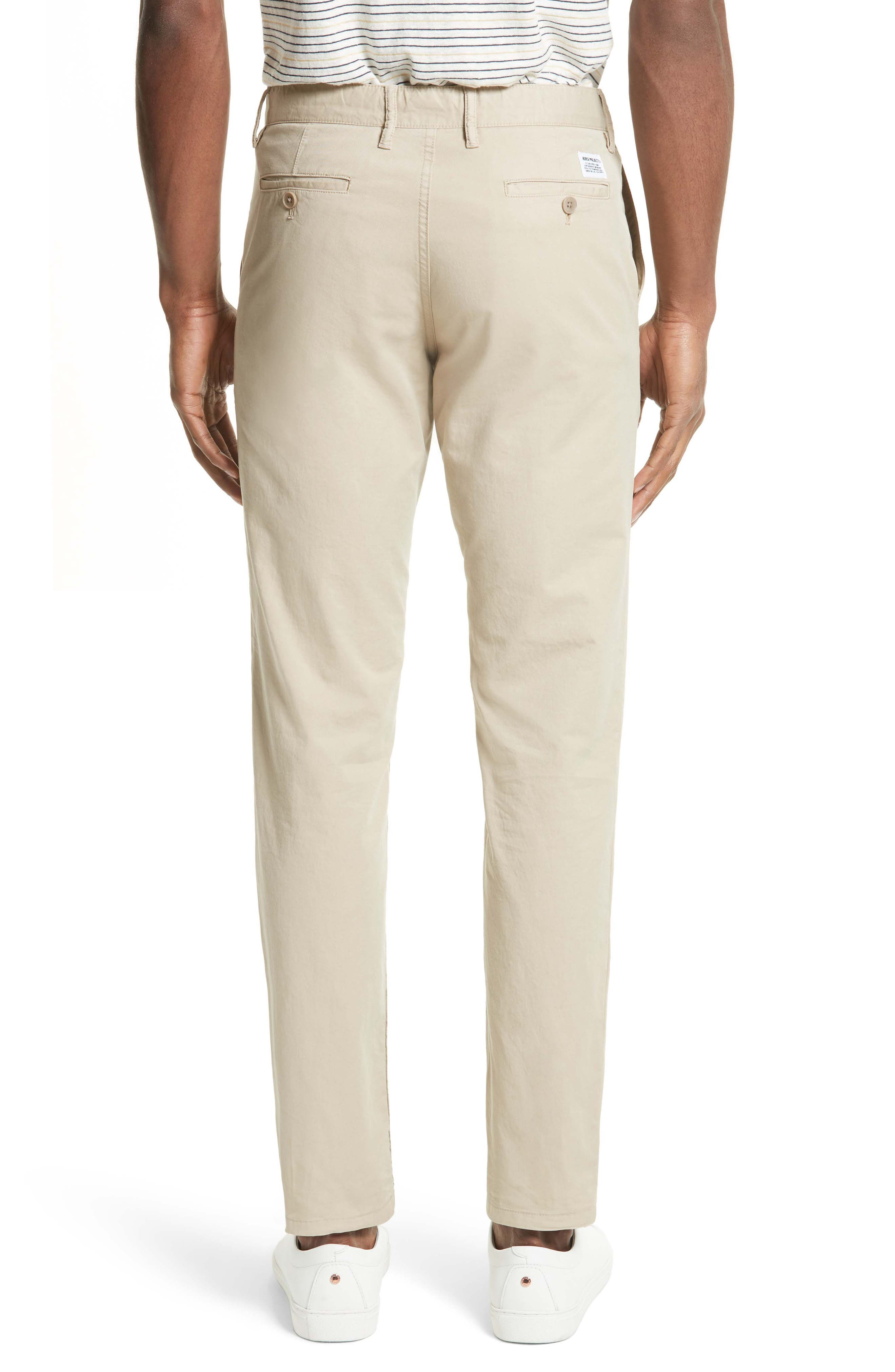 Slim Fit Cotton Twill Chinos,                             Alternate thumbnail 2, color,                             250