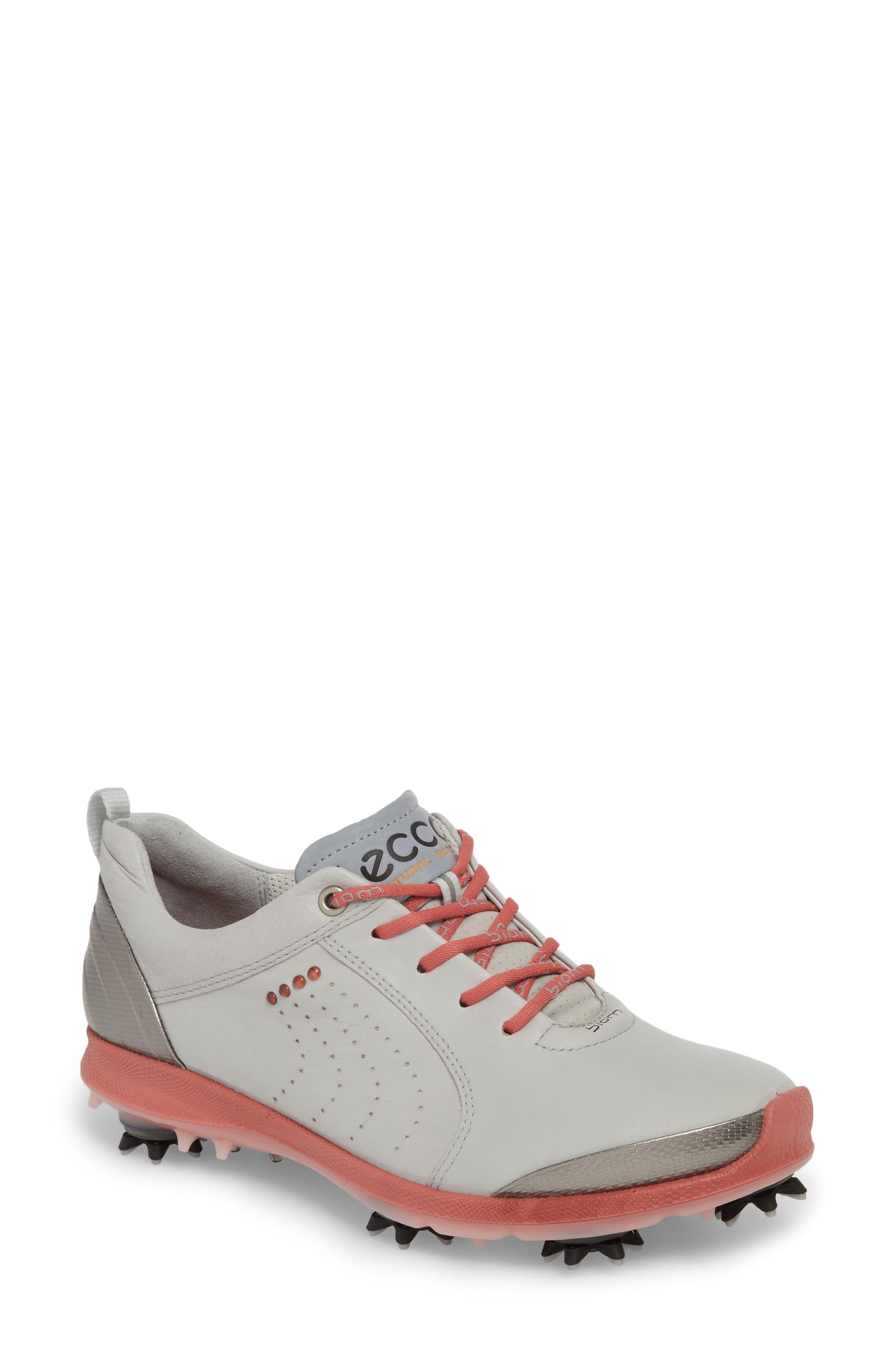 ECCO,                             BIOM 2 Waterproof Golf Shoe,                             Main thumbnail 1, color,                             023
