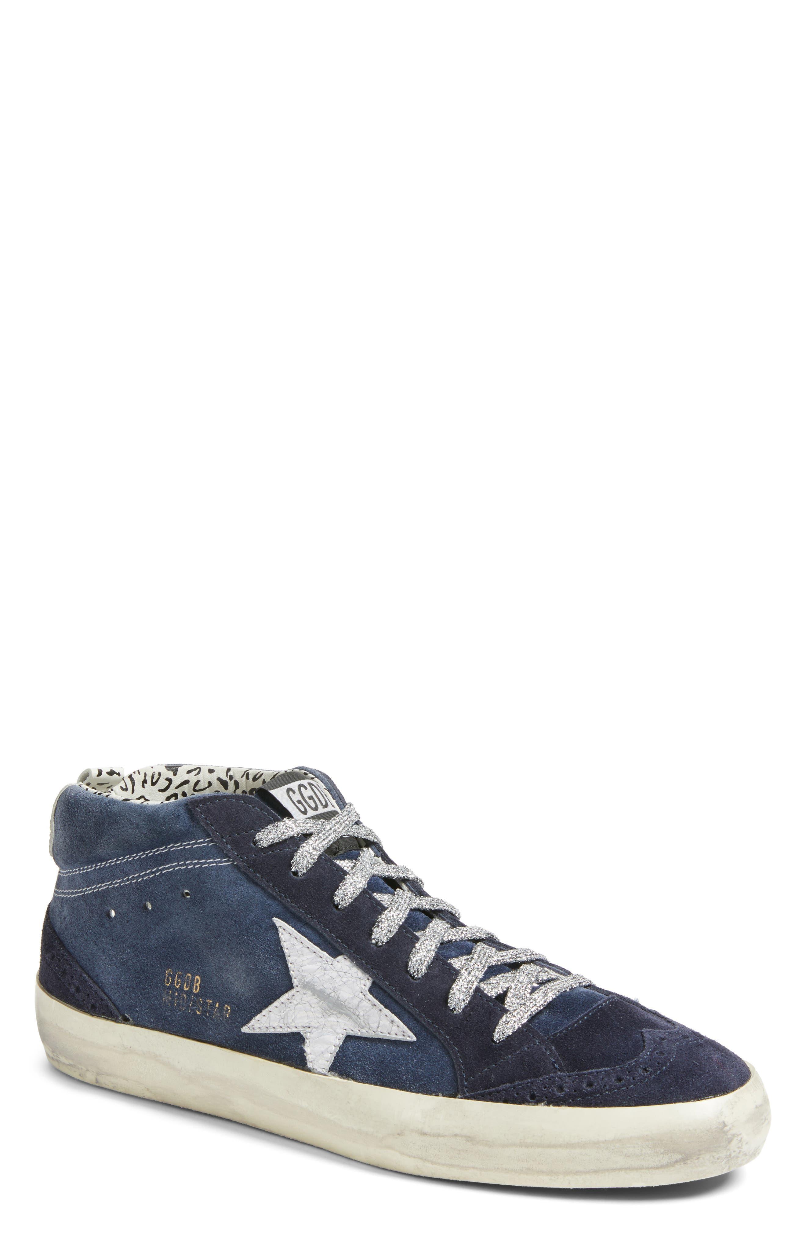 Star Mid Top Sneaker,                             Main thumbnail 1, color,                             401