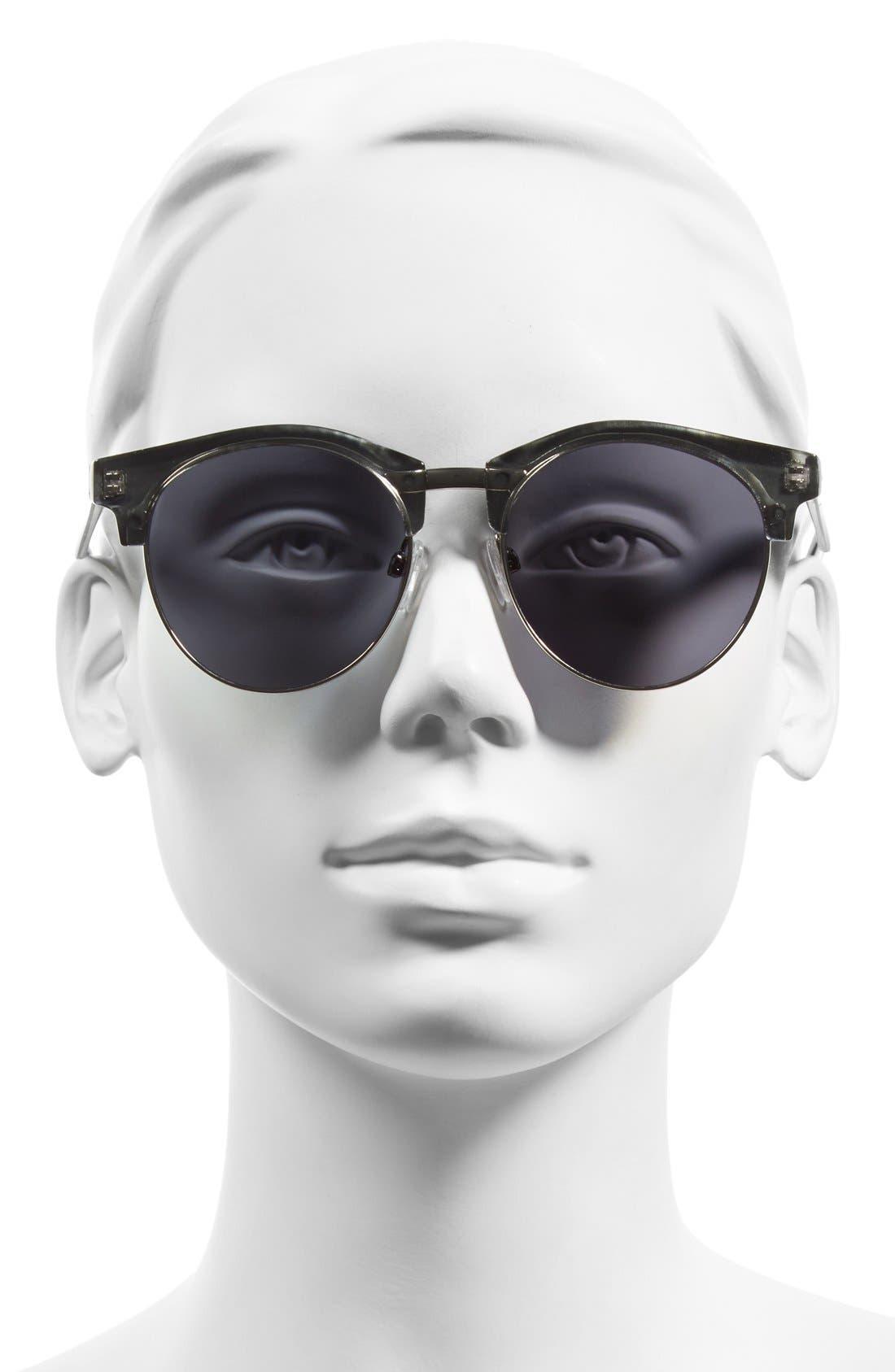 A.J. MORGAN,                             'Tippy' 50mm Sunglasses,                             Alternate thumbnail 2, color,                             020